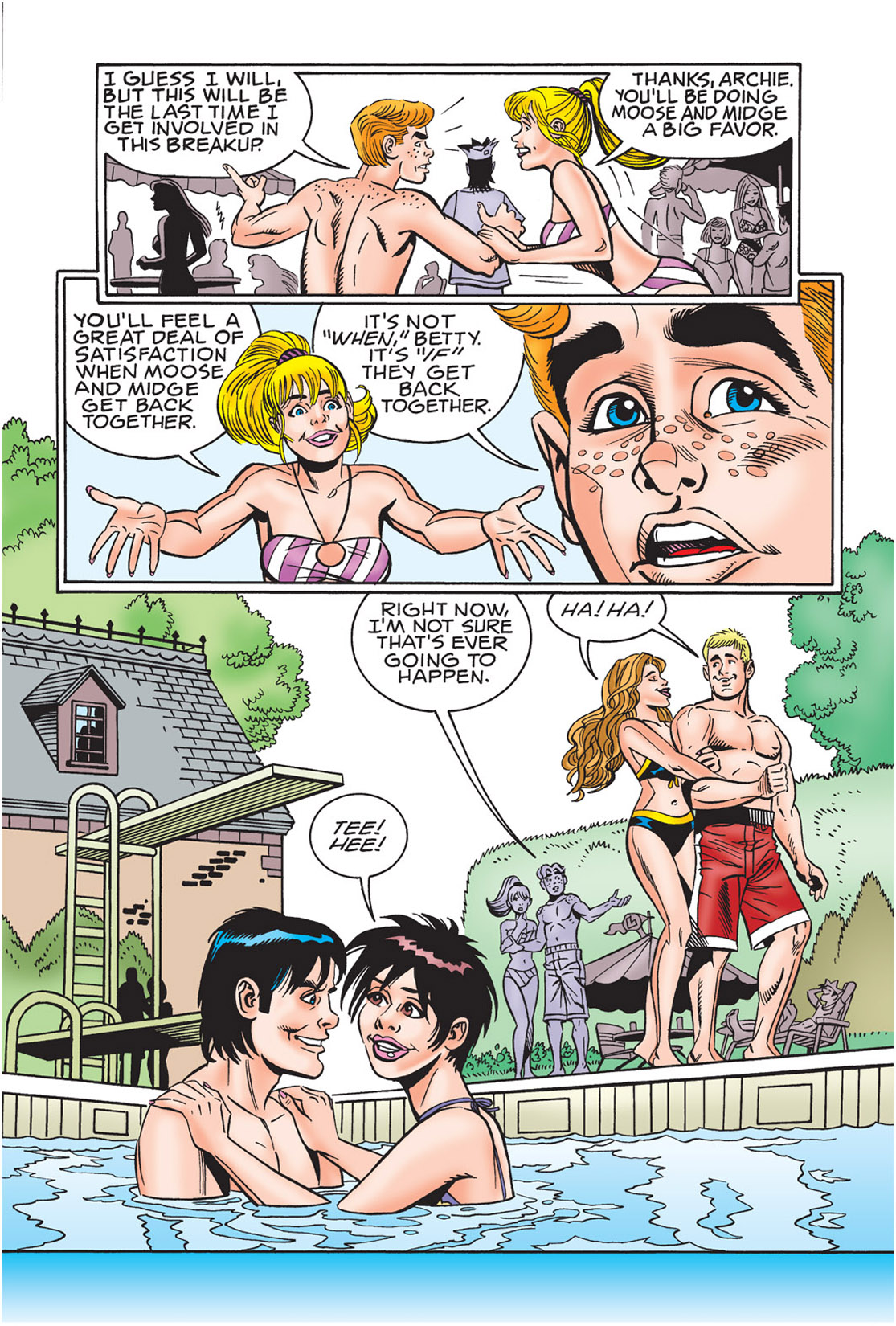 Read online Archie's New Look Series comic -  Issue #3 - 55