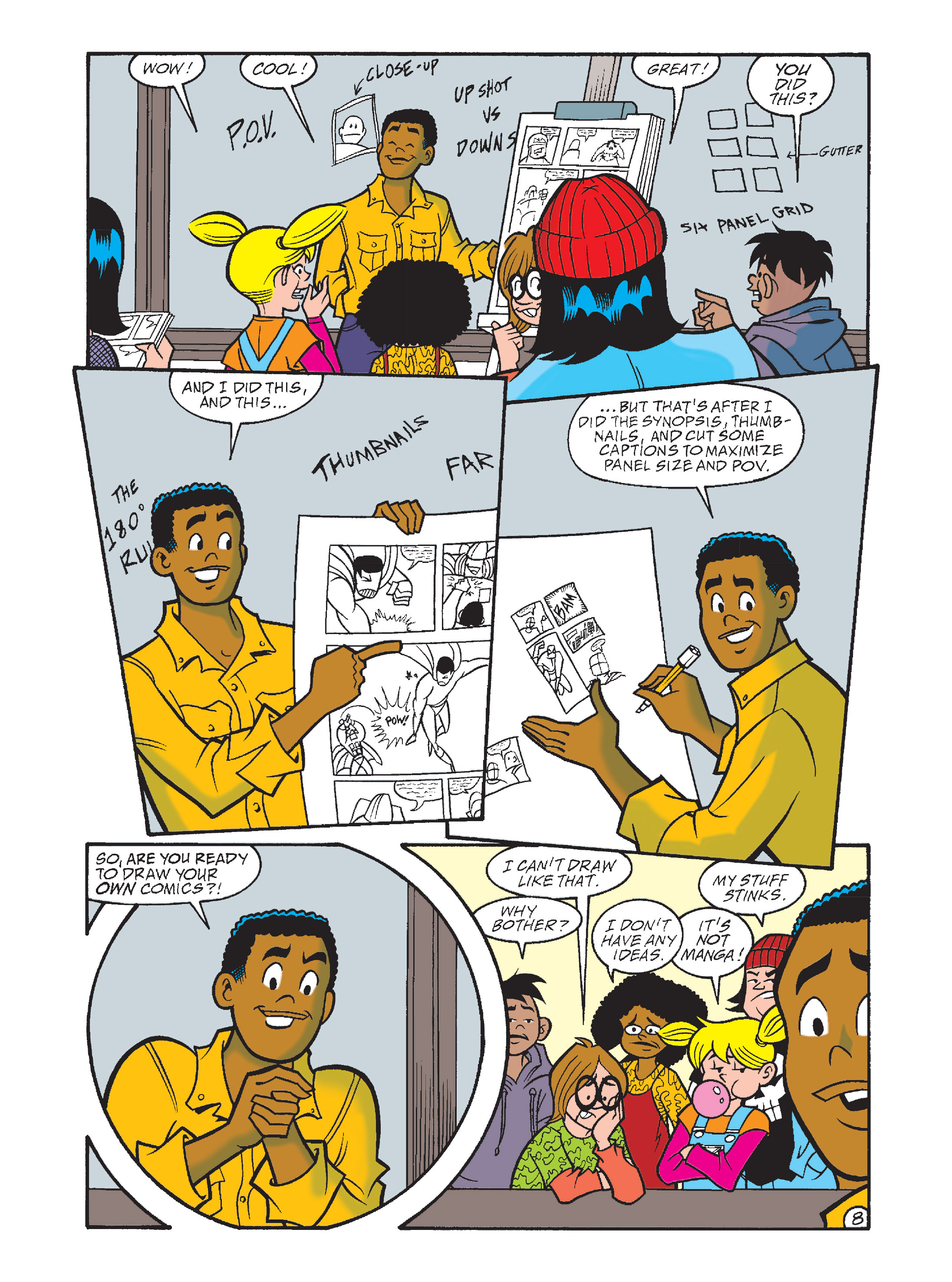 Read online Archie's Funhouse Double Digest comic -  Issue #8 - 43
