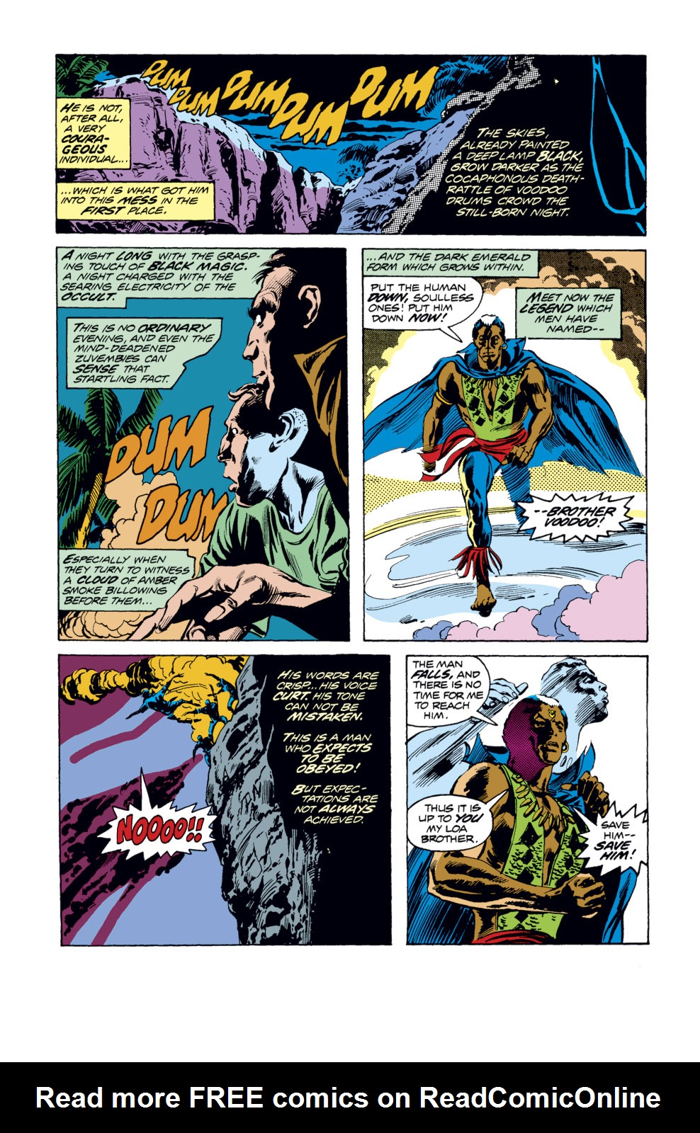 Tomb of Dracula (1972) issue 34 - Page 4