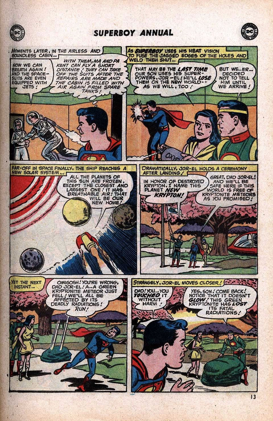 Superboy (1949) issue Annual 1 - Page 15