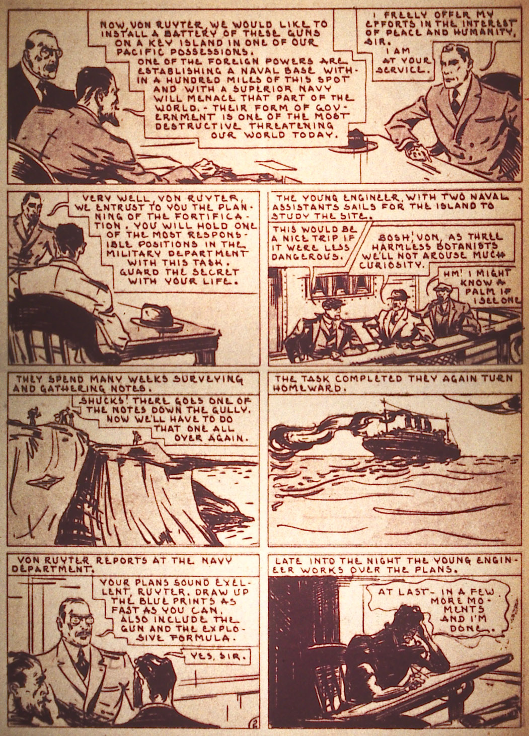Detective Comics (1937) 17 Page 16