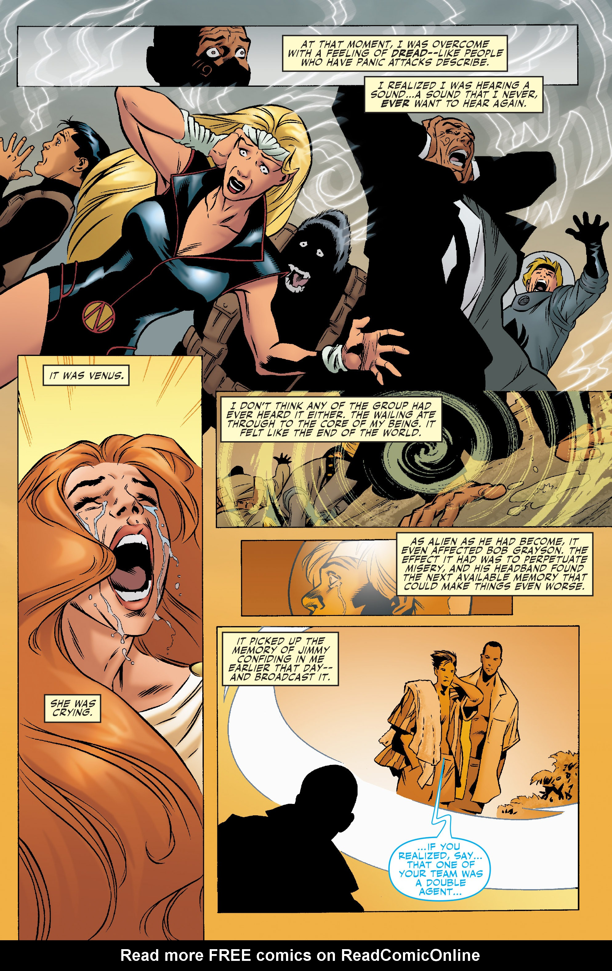 Read online Agents Of Atlas (2006) comic -  Issue #5 - 7