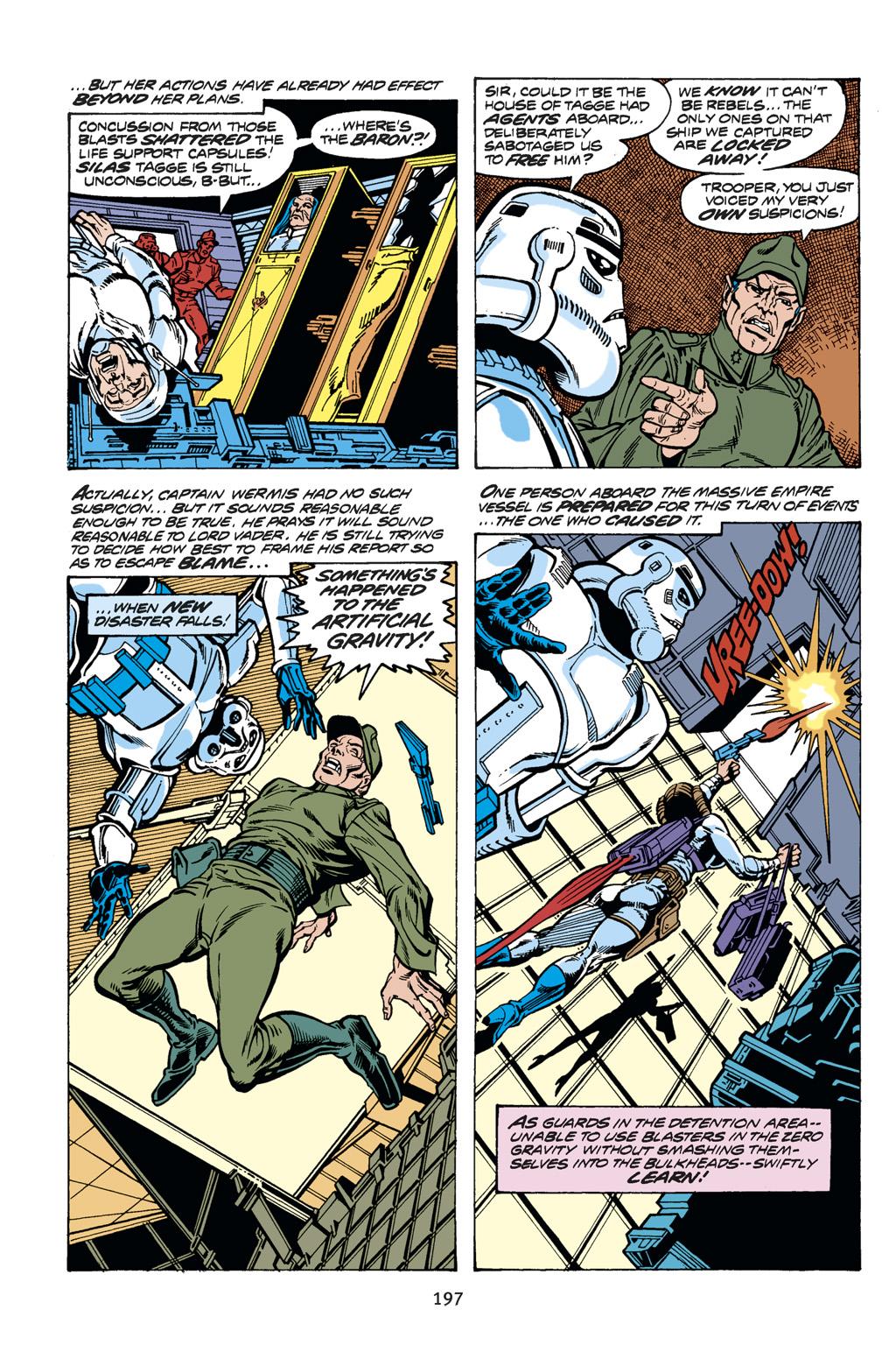 Read online Star Wars Omnibus comic -  Issue # Vol. 14 - 196