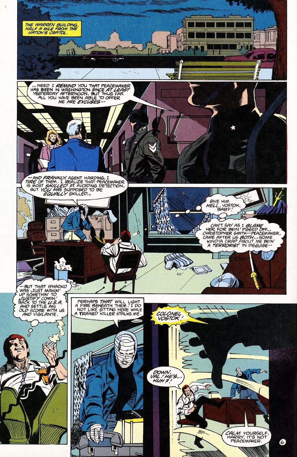 Vigilante (1983) issue 43 - Page 8