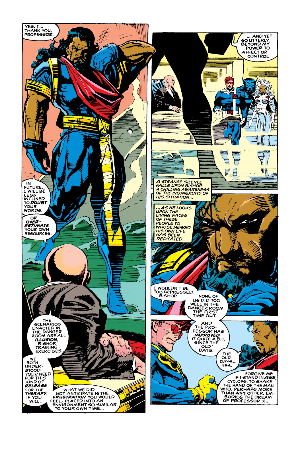 Uncanny X-Men (1963) issue 288 - Page 6