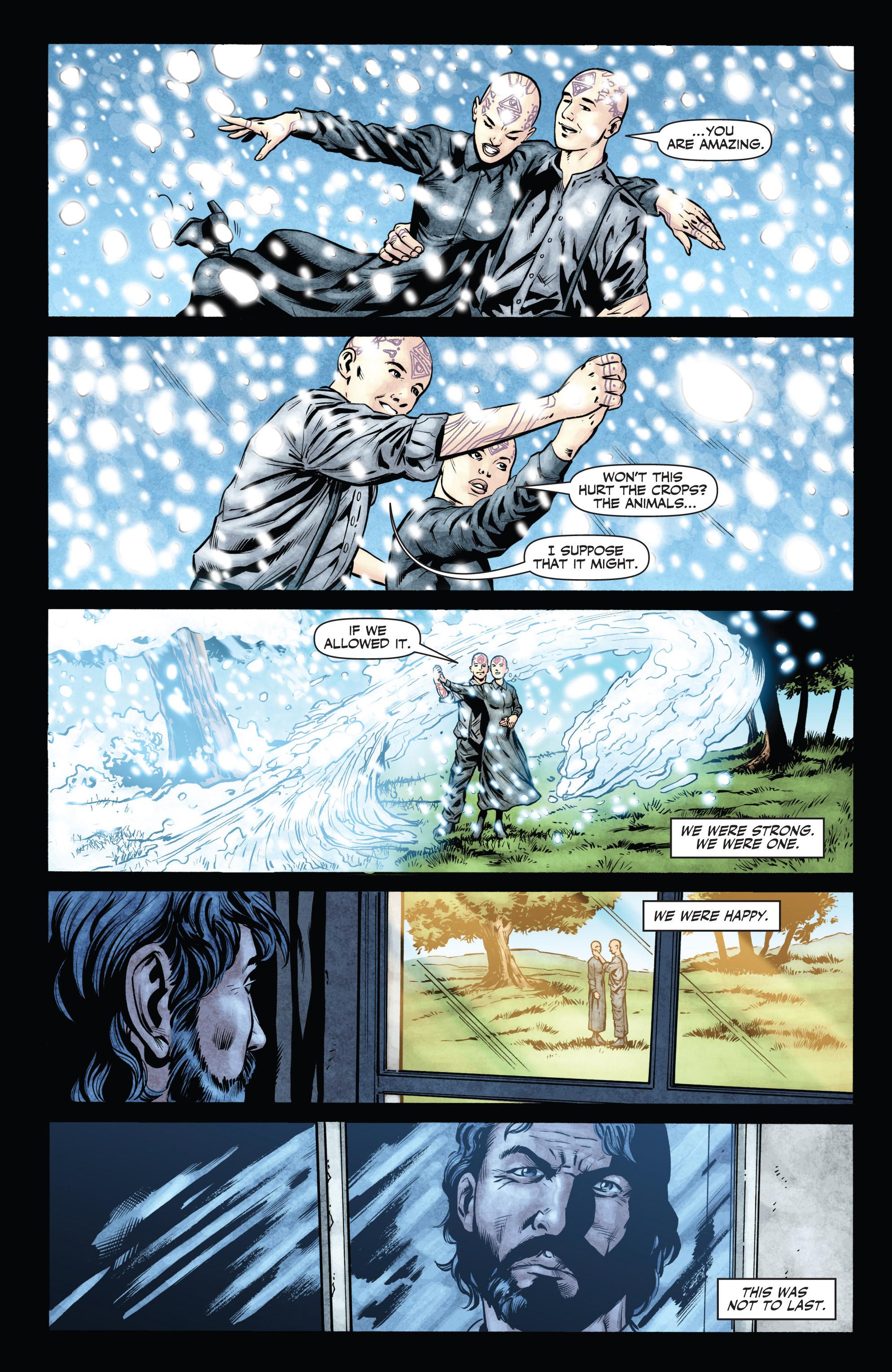 Read online Shadowman (2012) comic -  Issue #0 - 18