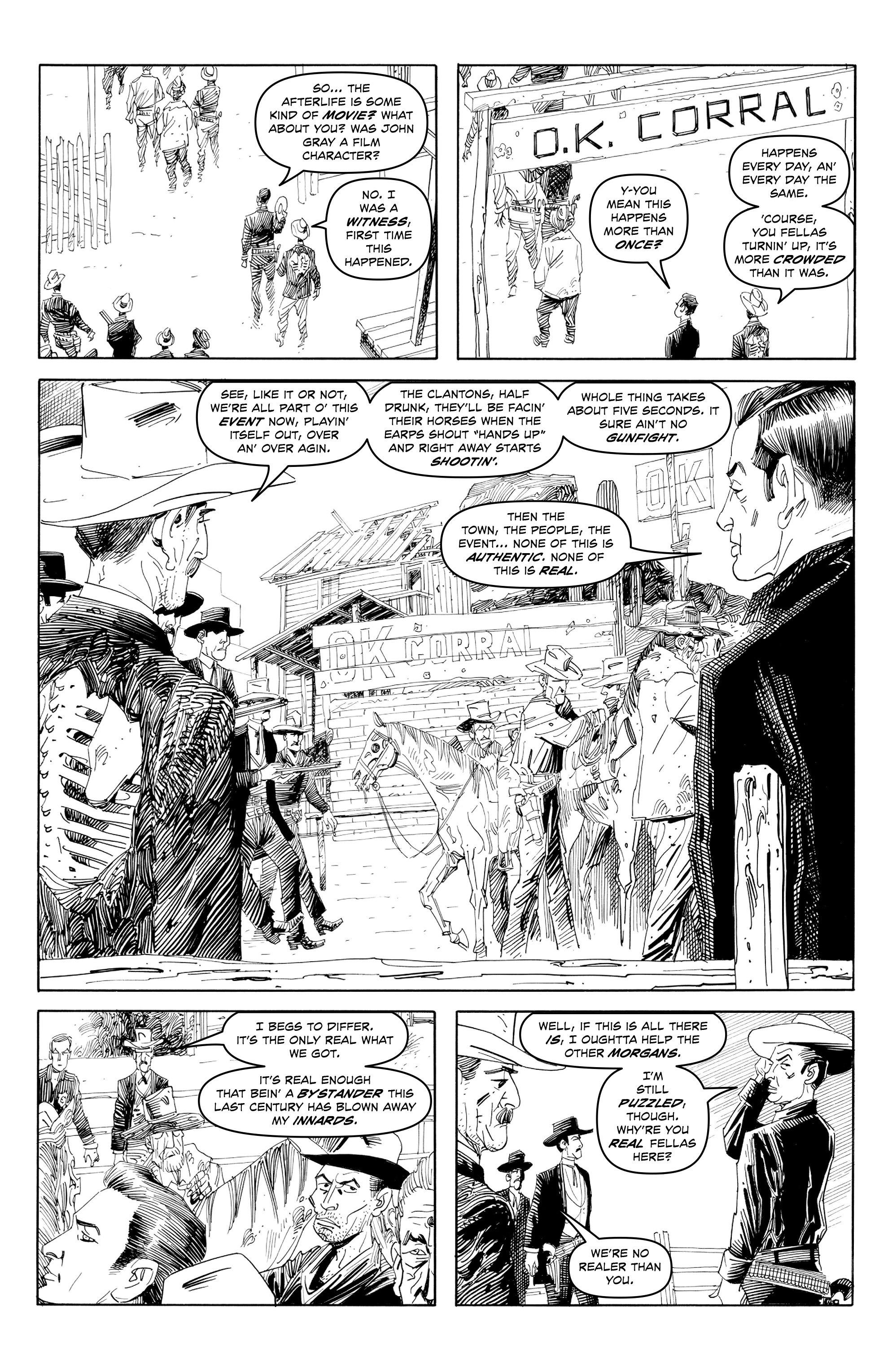 Read online Alan Moore's Cinema Purgatorio comic -  Issue #7 - 10