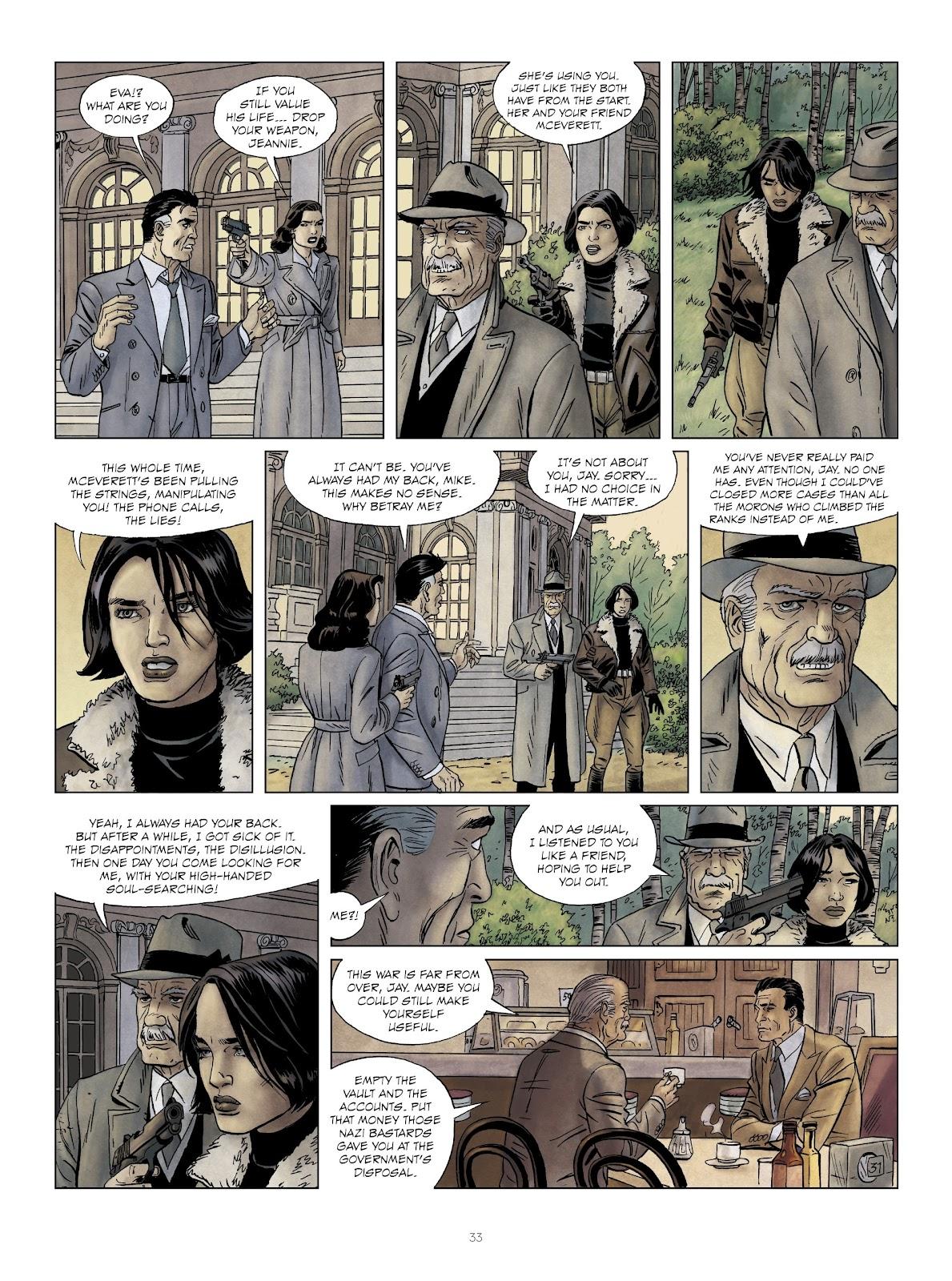 Read online Sherman comic -  Issue #6 - 33