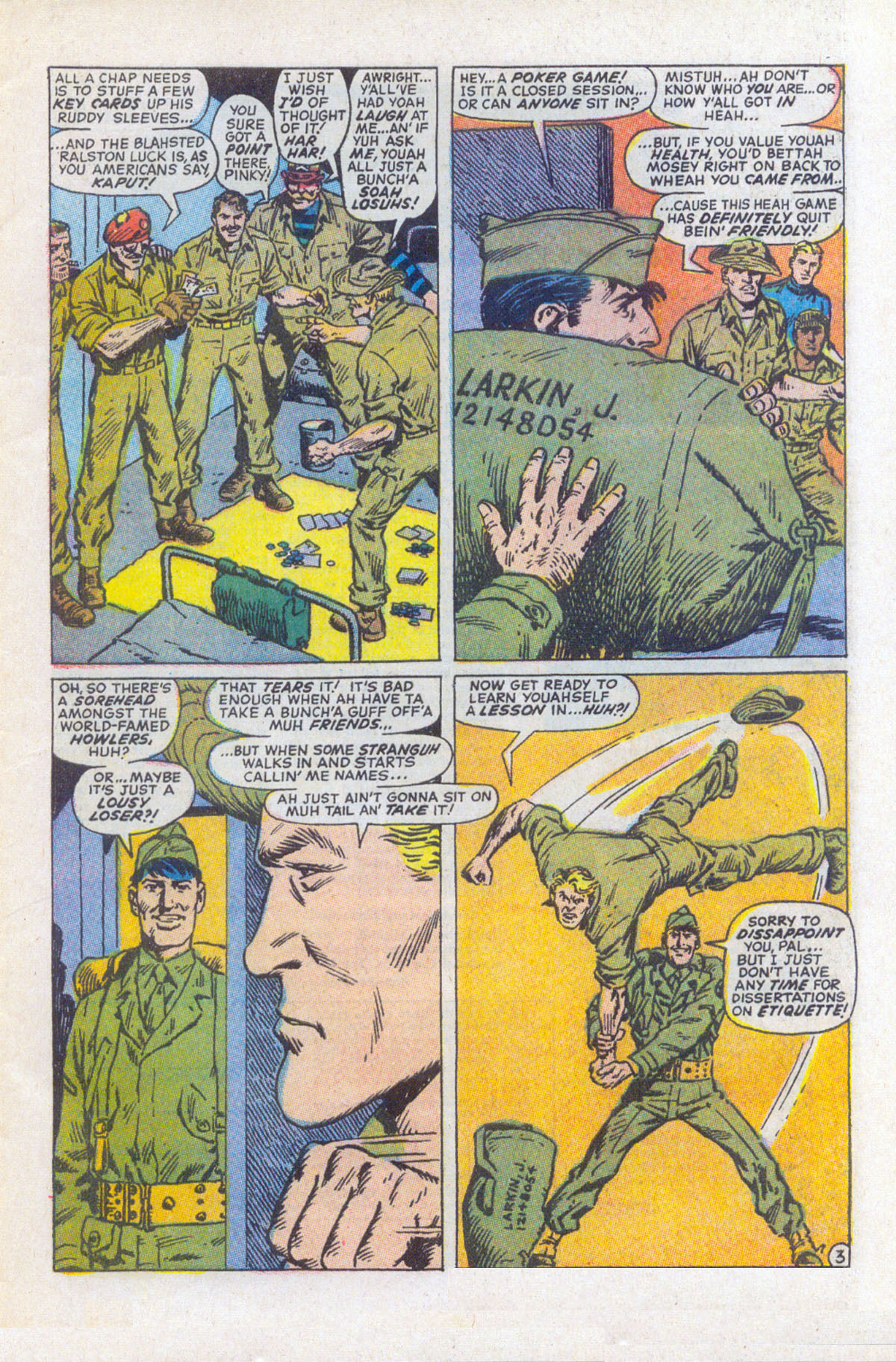 Read online Sgt. Fury comic -  Issue #159 - 5