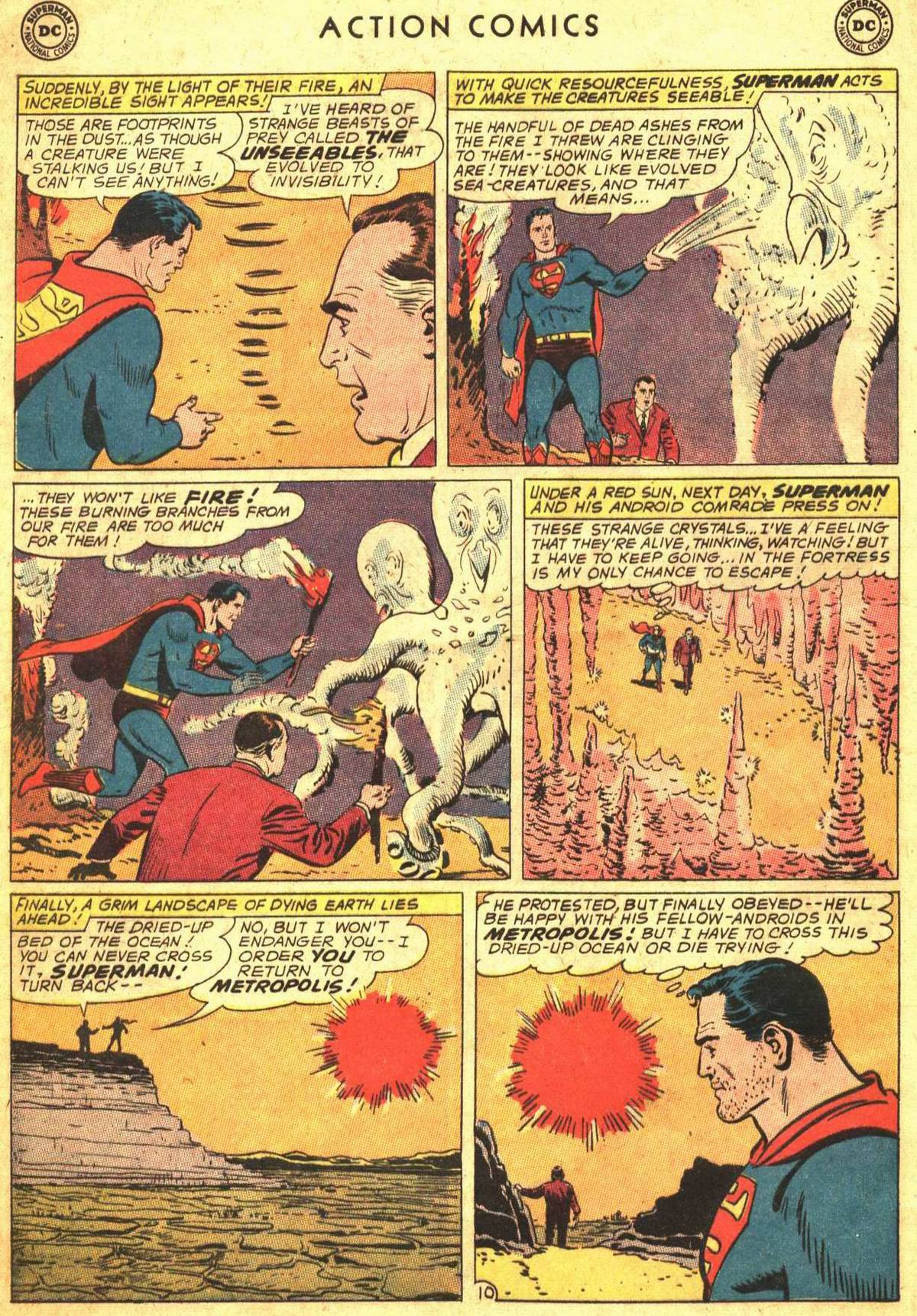 Read online Action Comics (1938) comic -  Issue #300 - 12