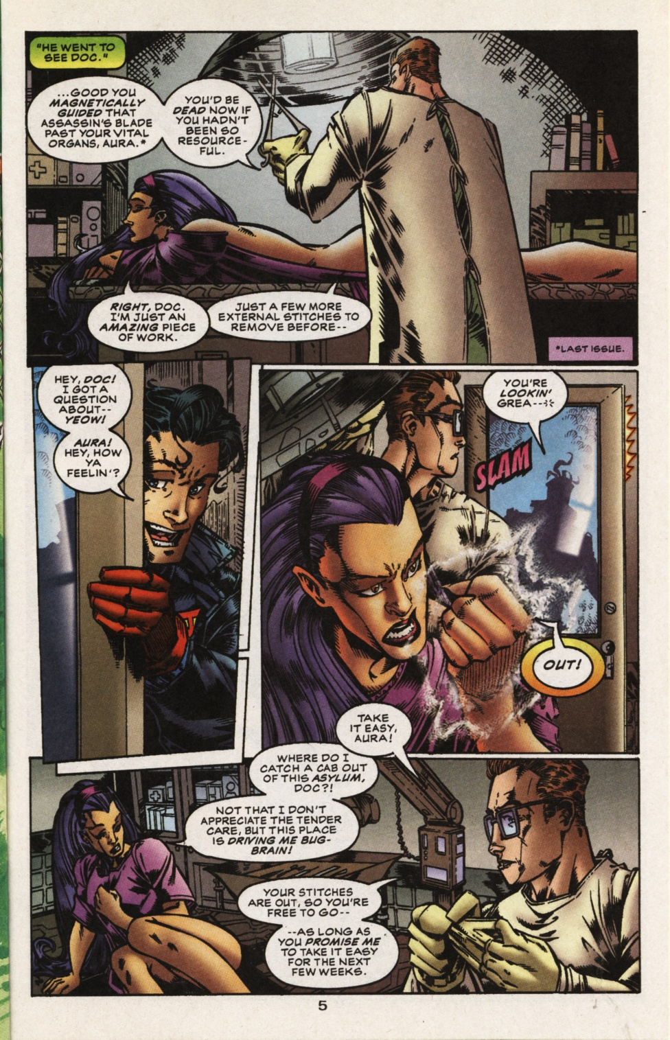 Superboy & The Ravers issue 15 - Page 6
