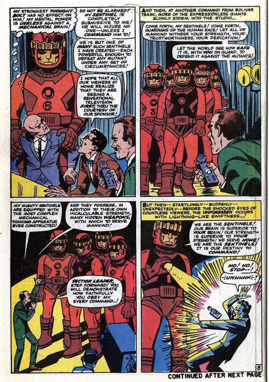 Uncanny X-Men (1963) 68 Page 9