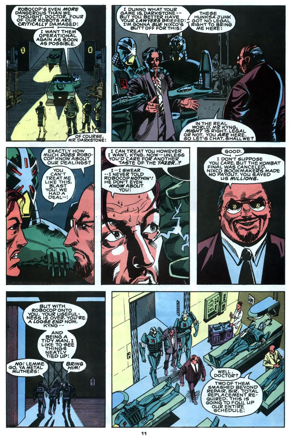 Read online Robocop (1990) comic -  Issue #2 - 9