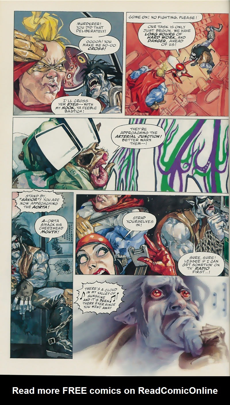 Lobo: Fragtastic Voyage issue Full - Page 21