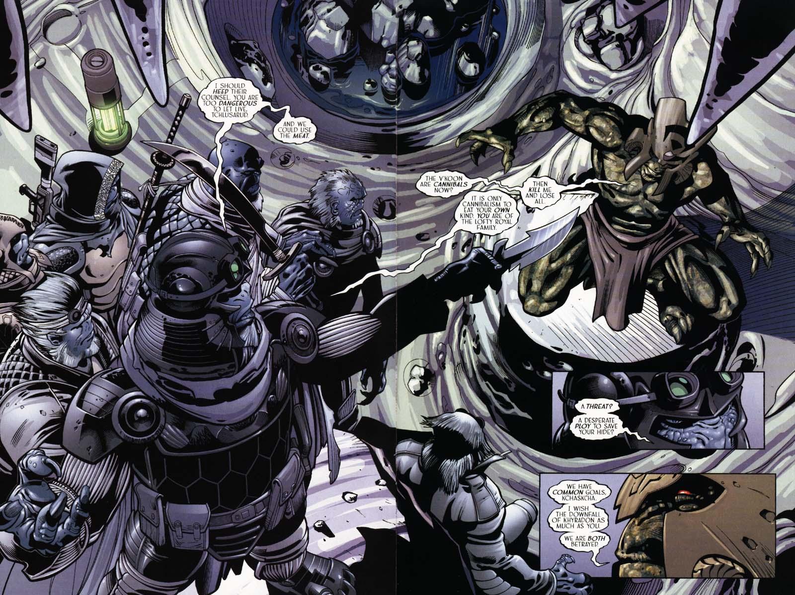 Read online Sigil (2000) comic -  Issue #25 - 6