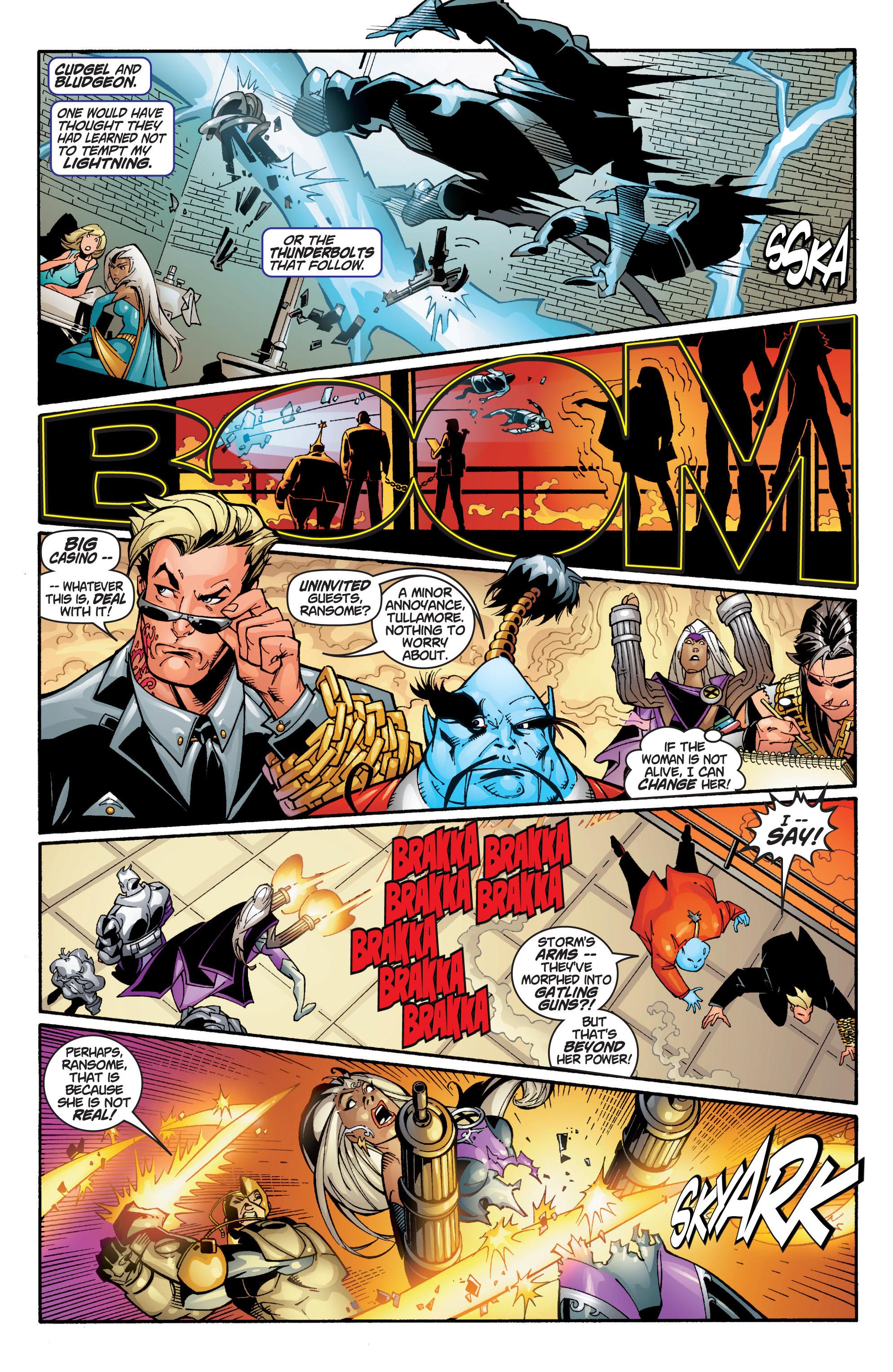 Read online Uncanny X-Men (1963) comic -  Issue #383 - 24