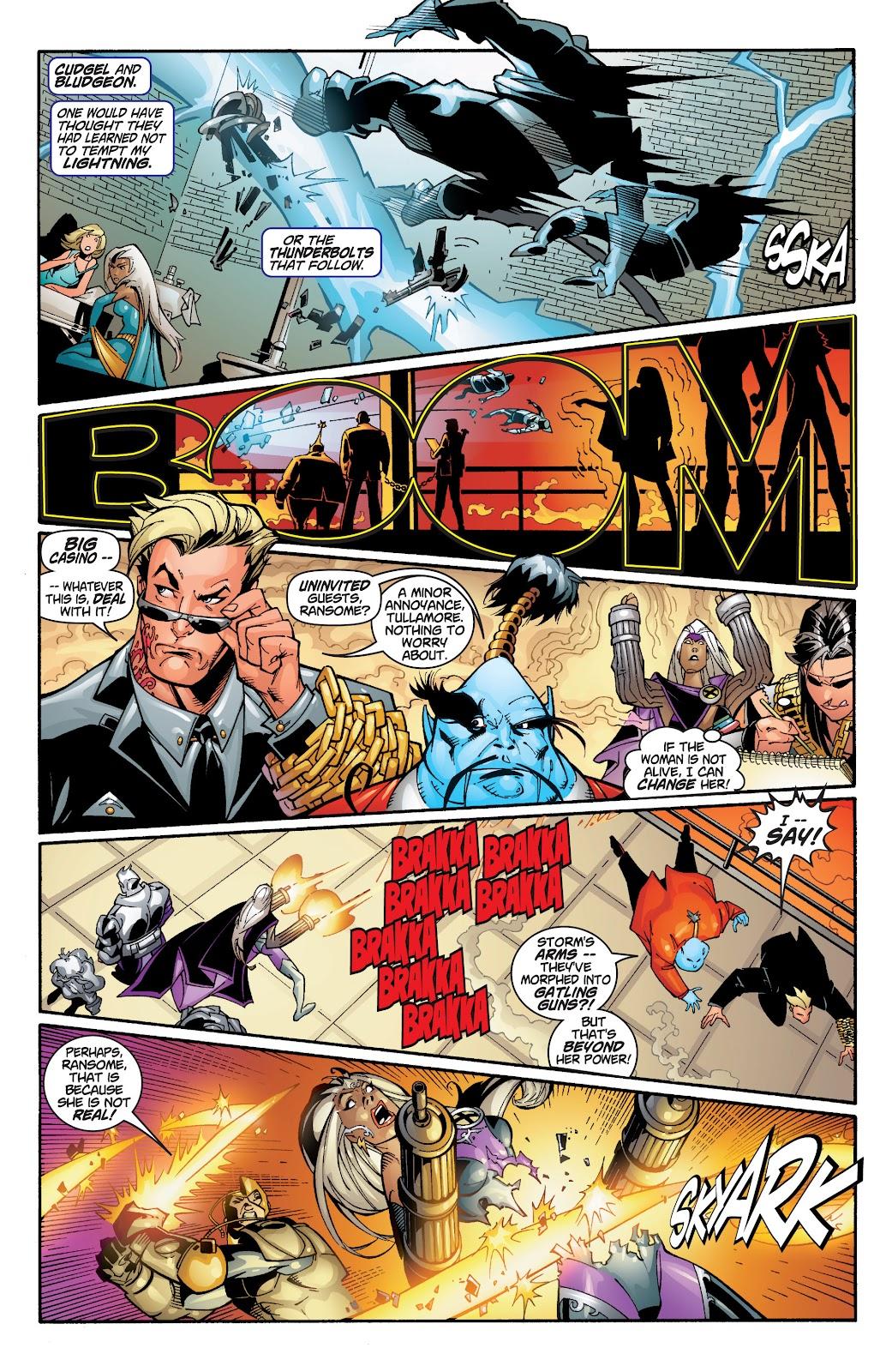 Uncanny X-Men (1963) issue 383 - Page 24