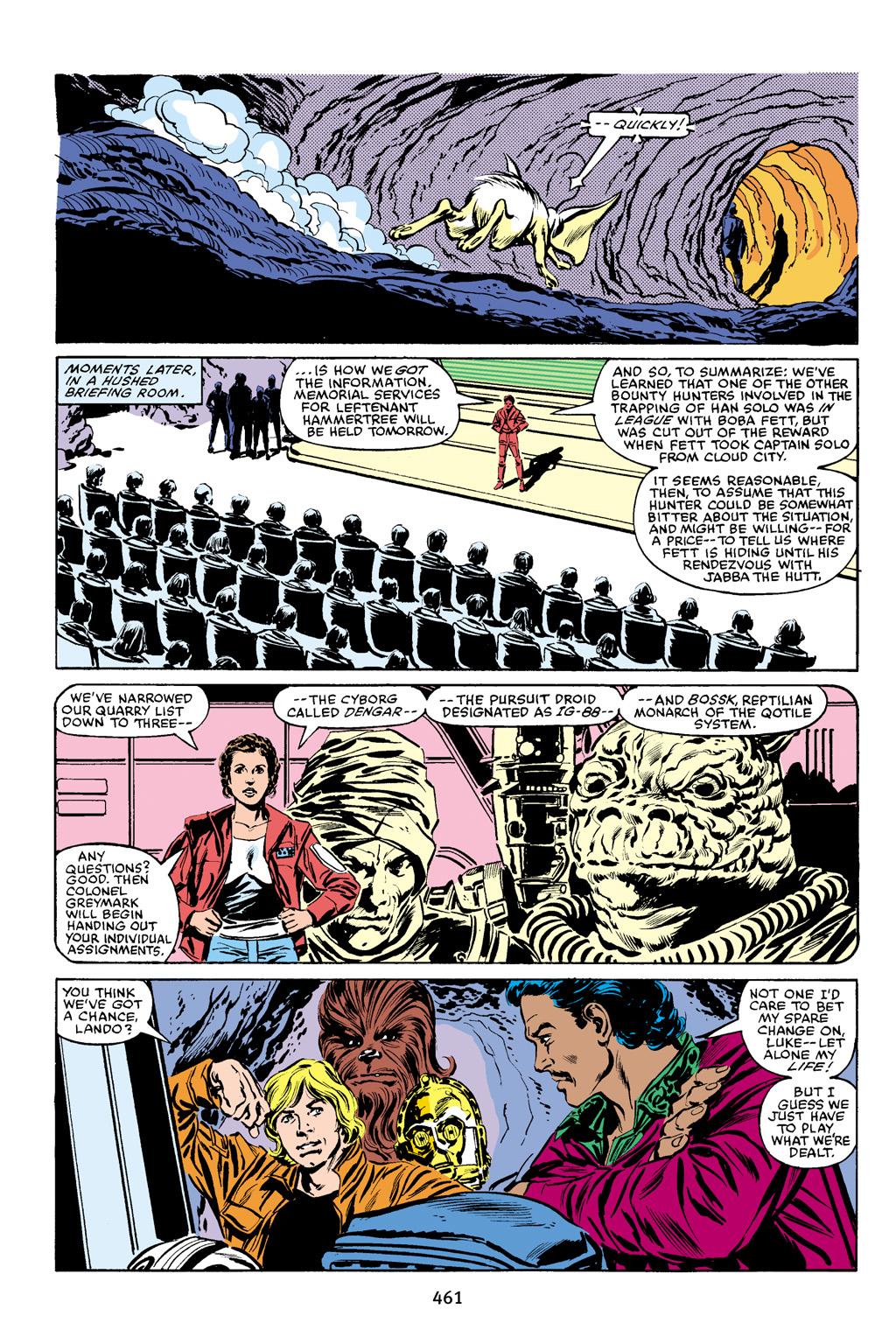 Read online Star Wars Omnibus comic -  Issue # Vol. 16 - 452