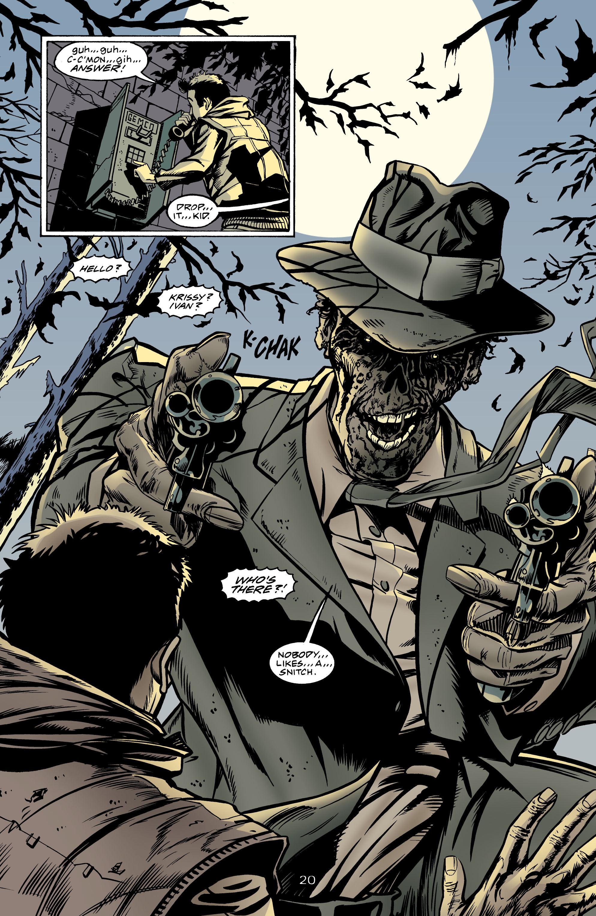 Read online Batman: Day of Judgment comic -  Issue # Full - 21