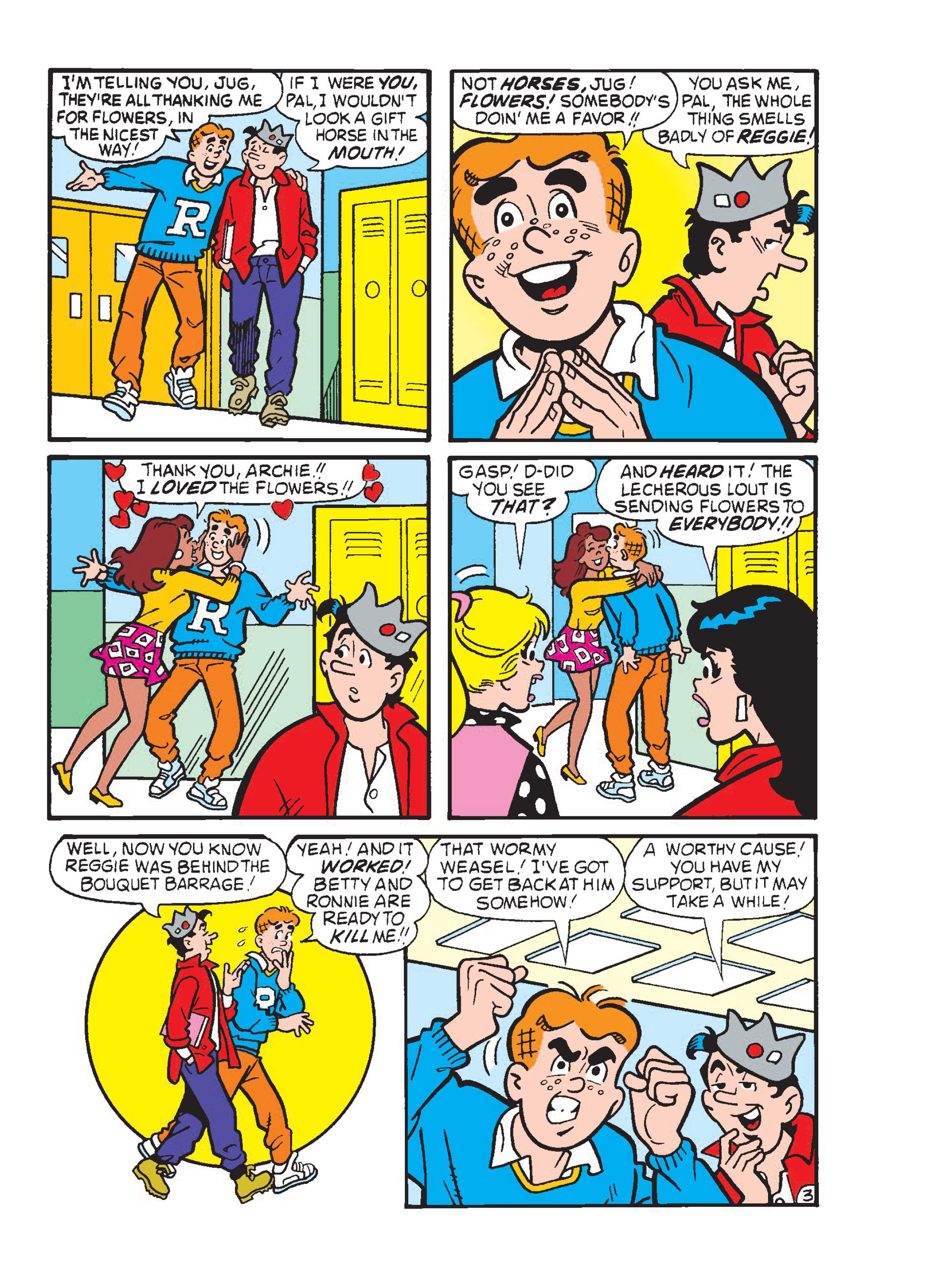 Read online Archie 1000 Page Comics Blowout! comic -  Issue # TPB (Part 1) - 134