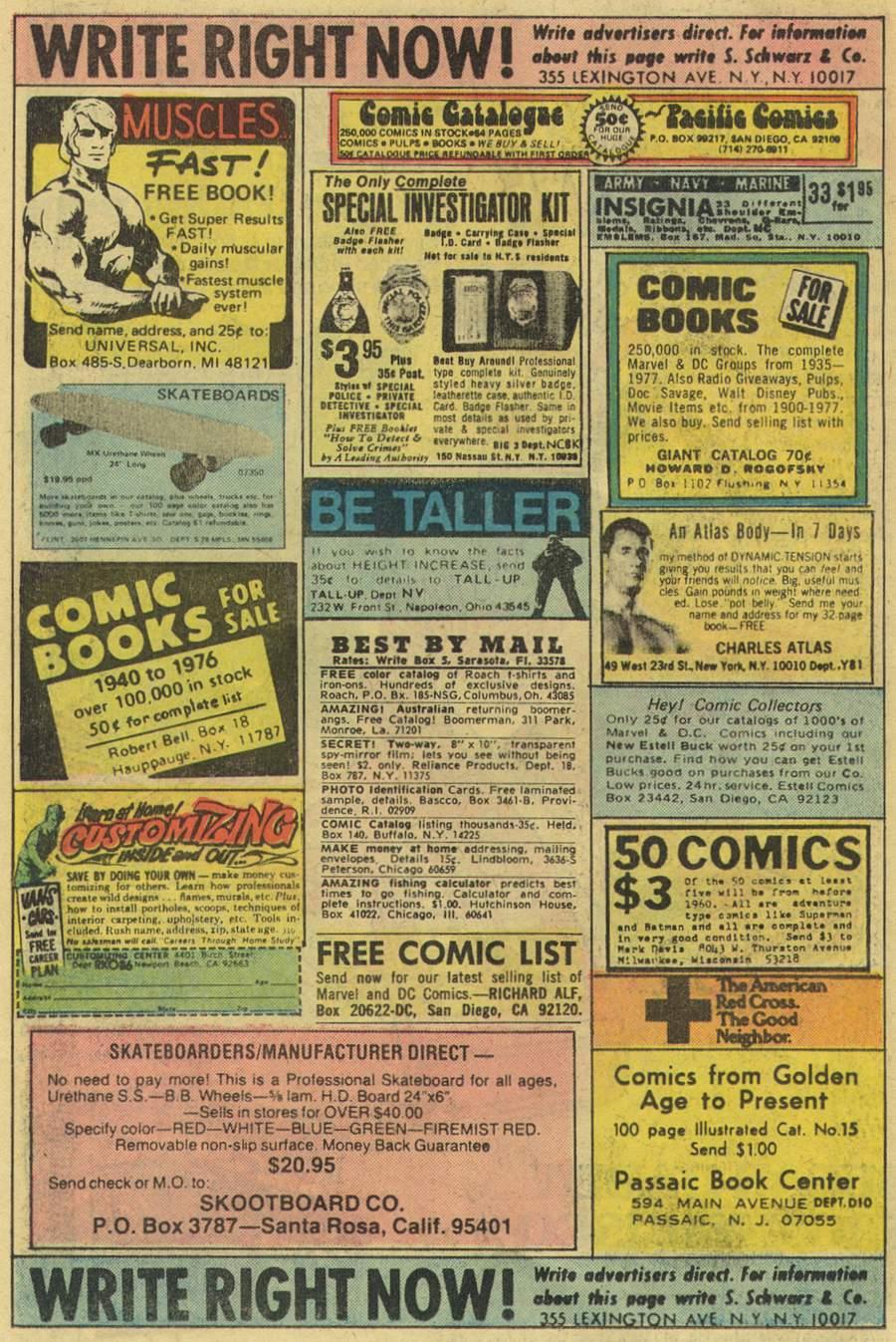 Read online Adventure Comics (1938) comic -  Issue #448 - 14
