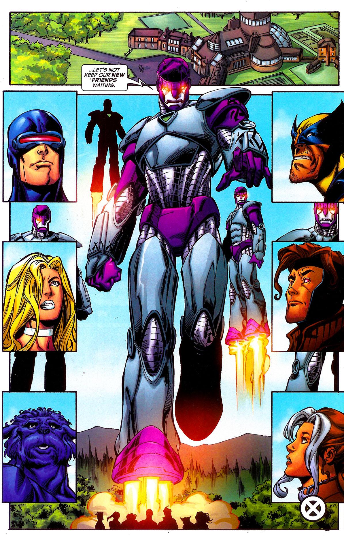 Read online Sentinel Squad O*N*E comic -  Issue #5 - 23