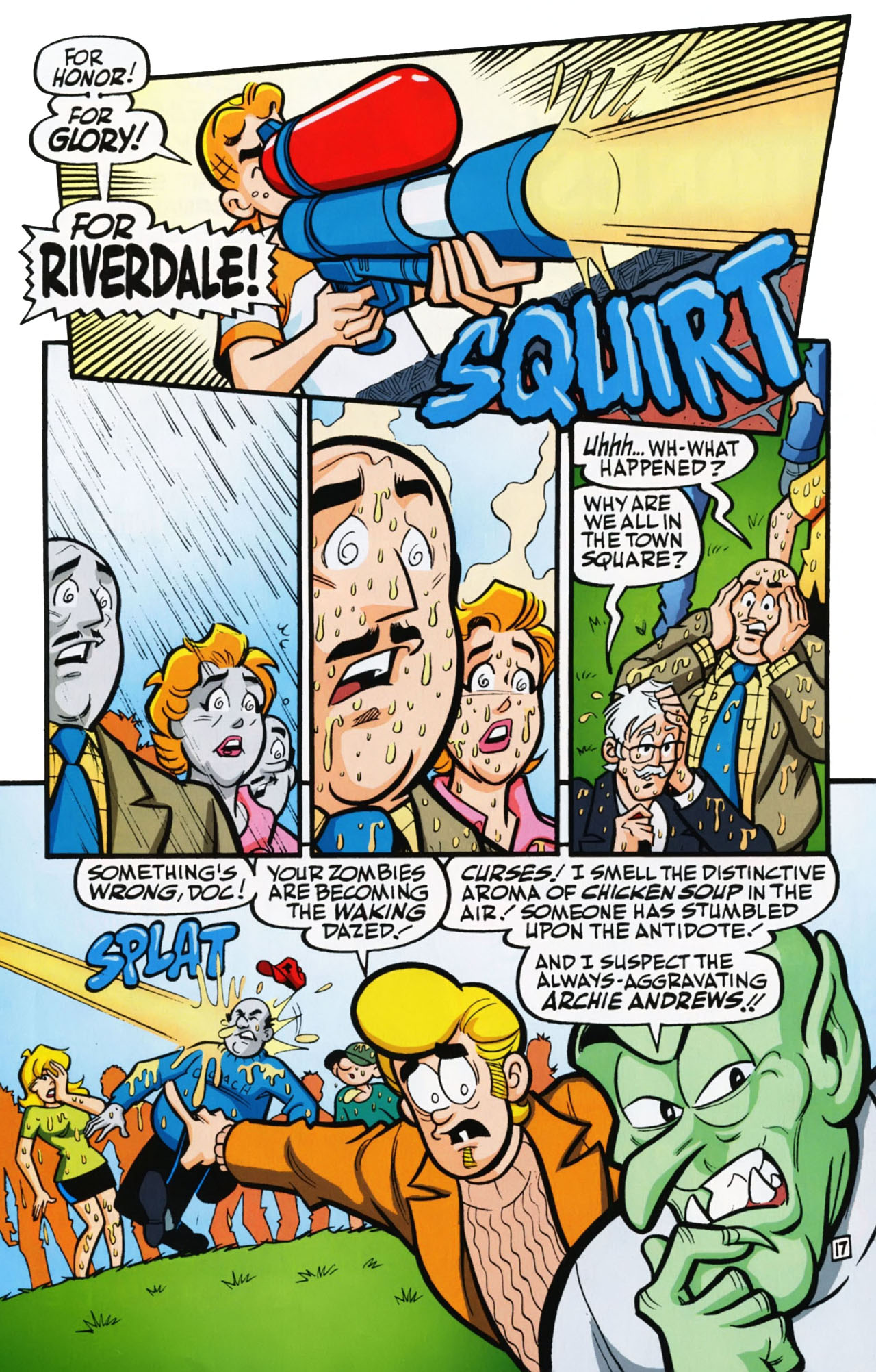 Read online Archie (1960) comic -  Issue #613 - 26