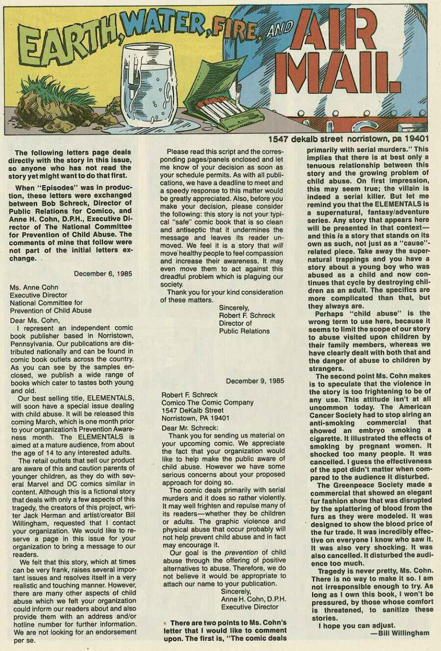 Elementals (1984) issue Special 1 - Page 31