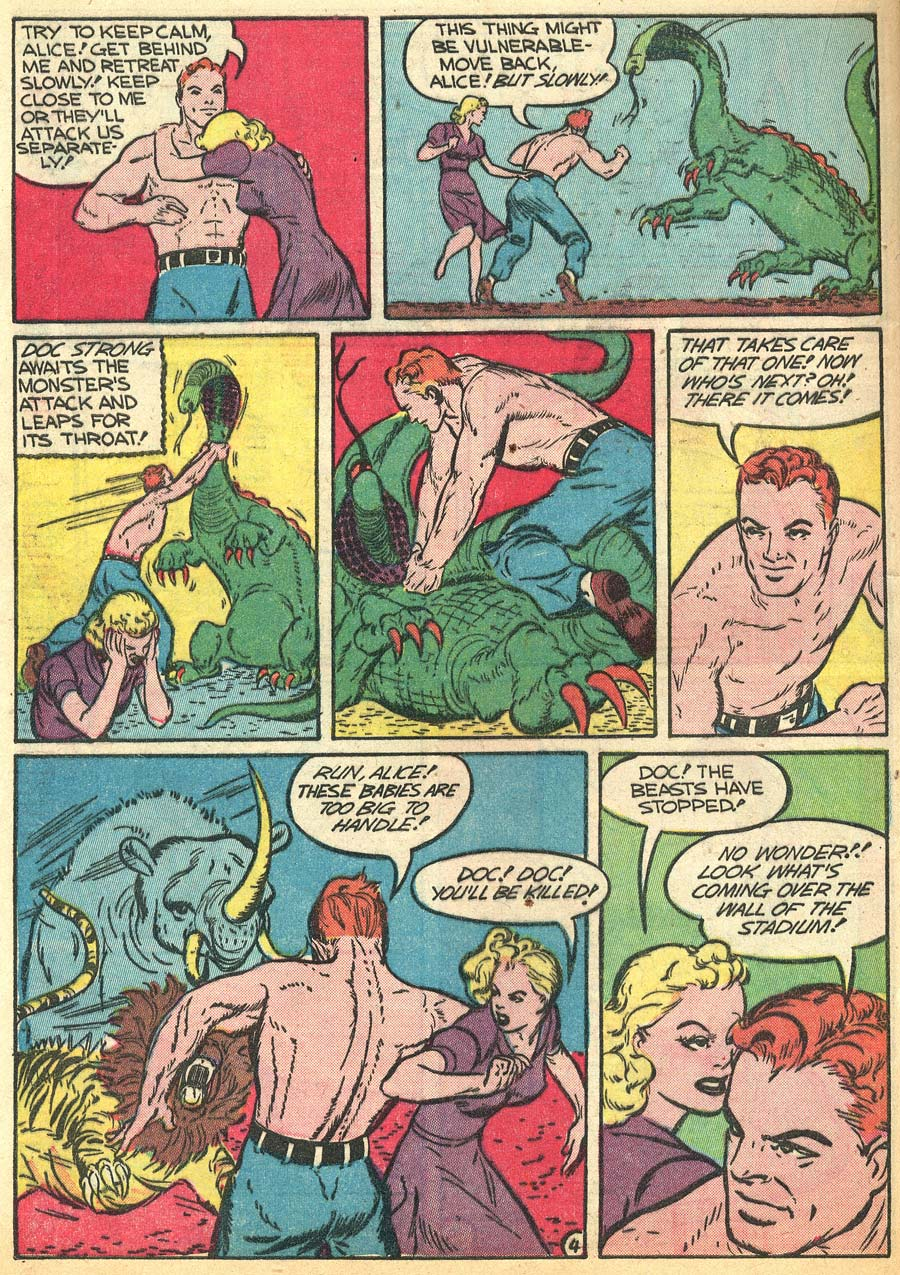 Blue Ribbon Comics (1939) issue 9 - Page 52