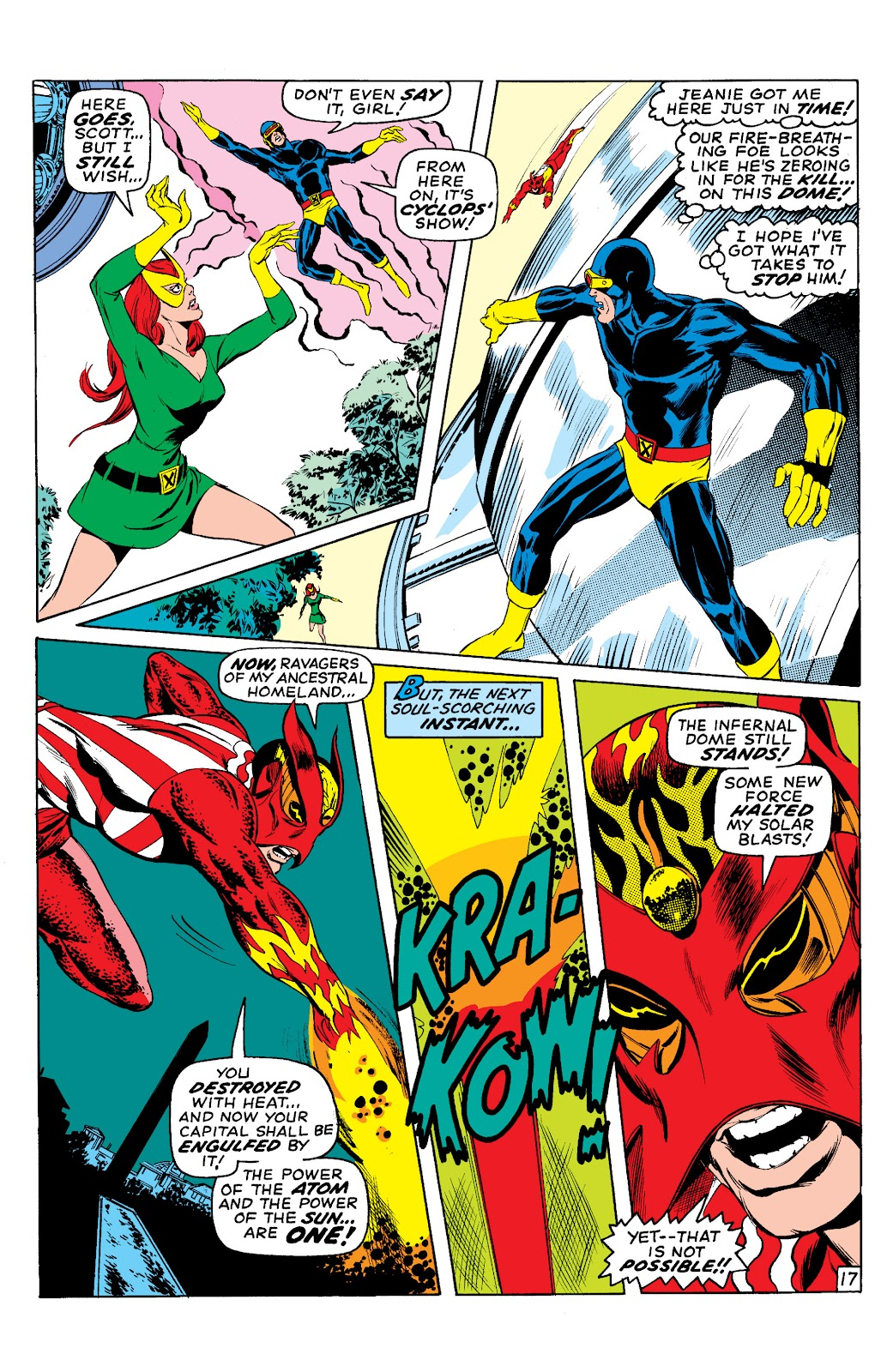 Uncanny X-Men (1963) issue 64 - Page 18
