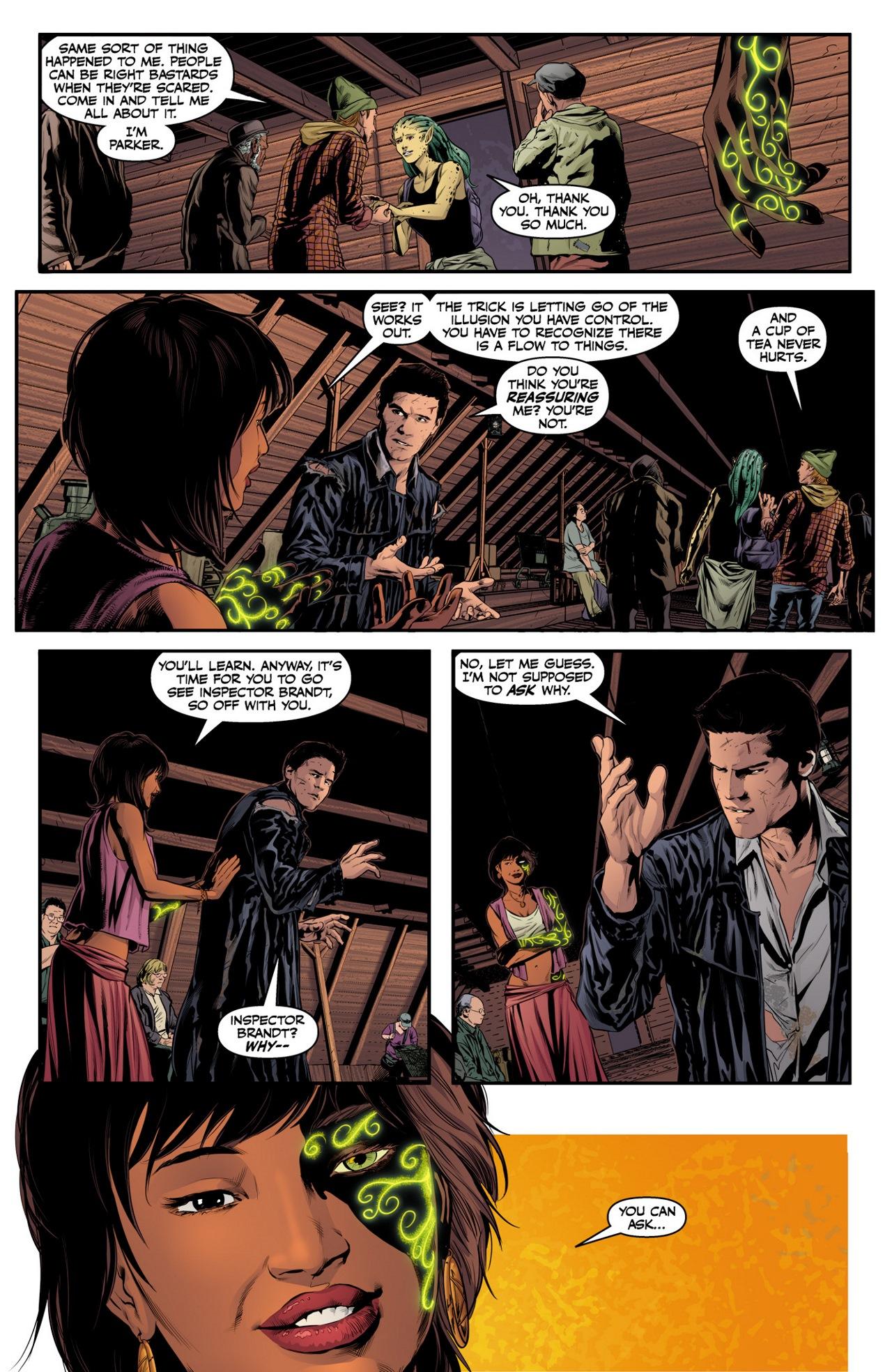 Read online Angel & Faith Season 10 comic -  Issue #3 - 19