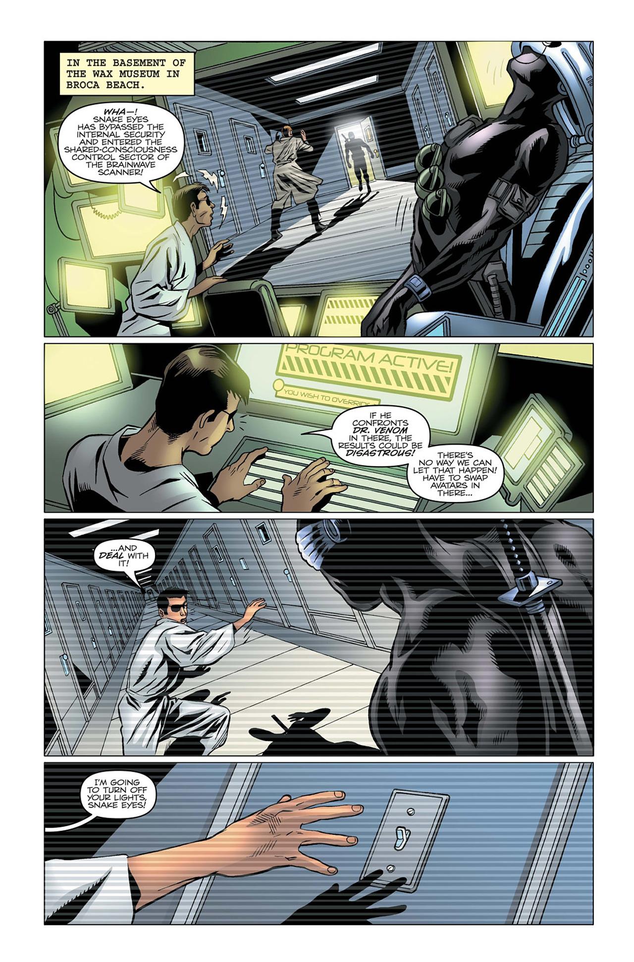 G.I. Joe: A Real American Hero 164 Page 4