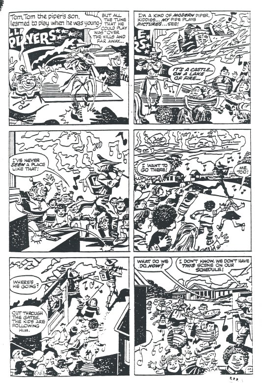 Read online Cancelled Comic Cavalcade comic -  Issue #2 - 78