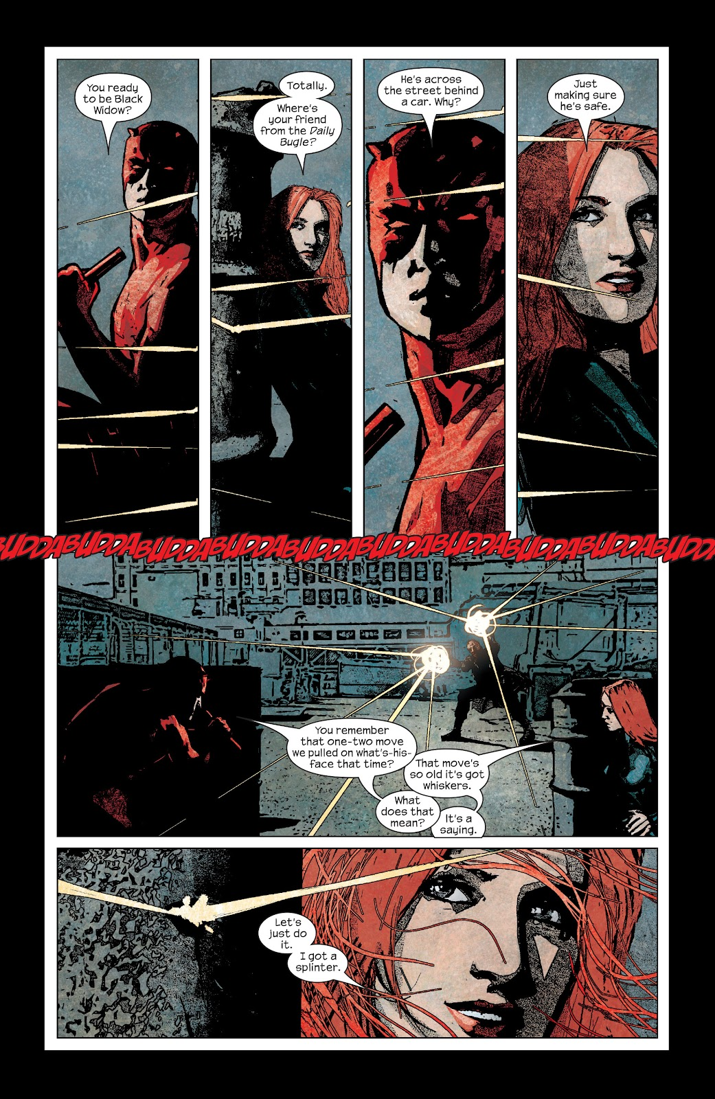 Read online Daredevil (1998) comic -  Issue # _Ultimate_Collection TPB 2 (Part 4) - 67