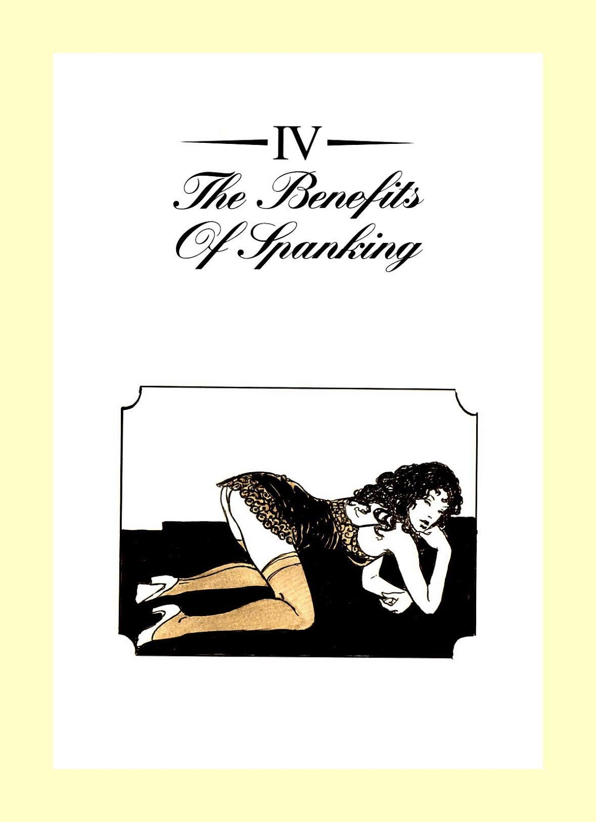 Read online The Art of Spanking comic -  Issue # TPB - 33