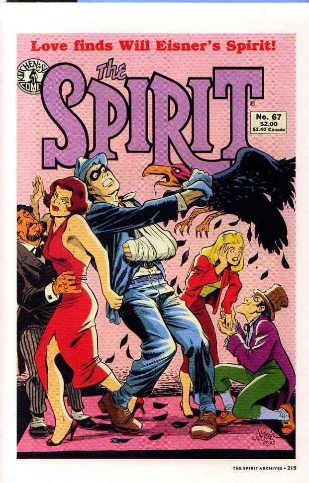 Read online Will Eisner's The Spirit Archives comic -  Issue # TPB 26 (Part 3) - 22