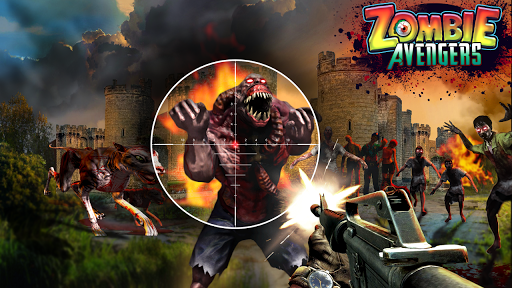 Zombie Halloween Avengers Mod