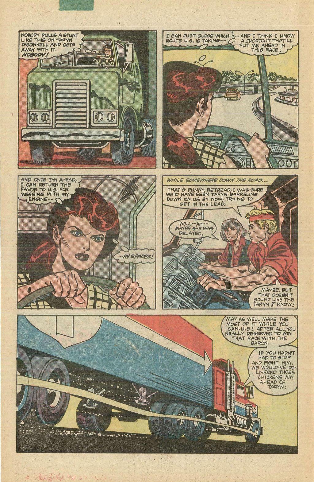 Read online U.S. 1 comic -  Issue #5 - 10