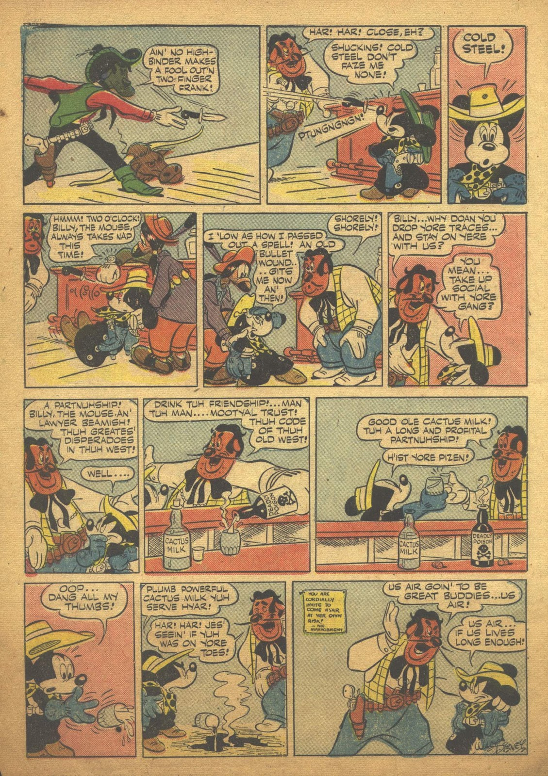 Walt Disney's Comics and Stories issue 63 - Page 50