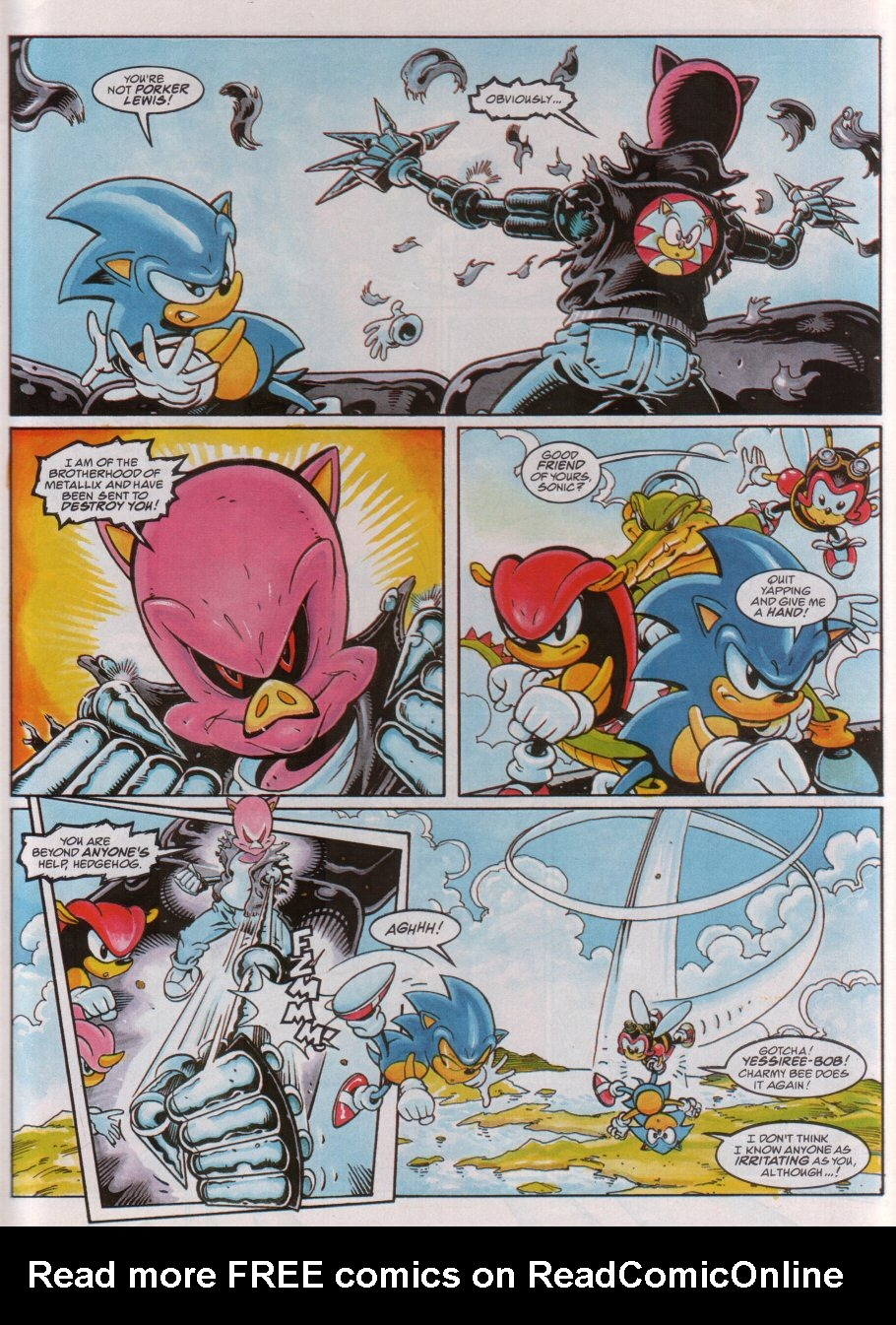 Read online Sonic the Comic comic -  Issue #68 - 5