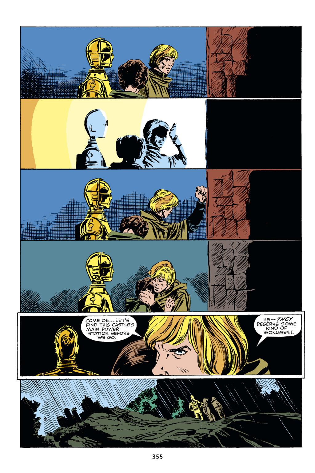 Read online Star Wars Omnibus comic -  Issue # Vol. 18.5 - 74
