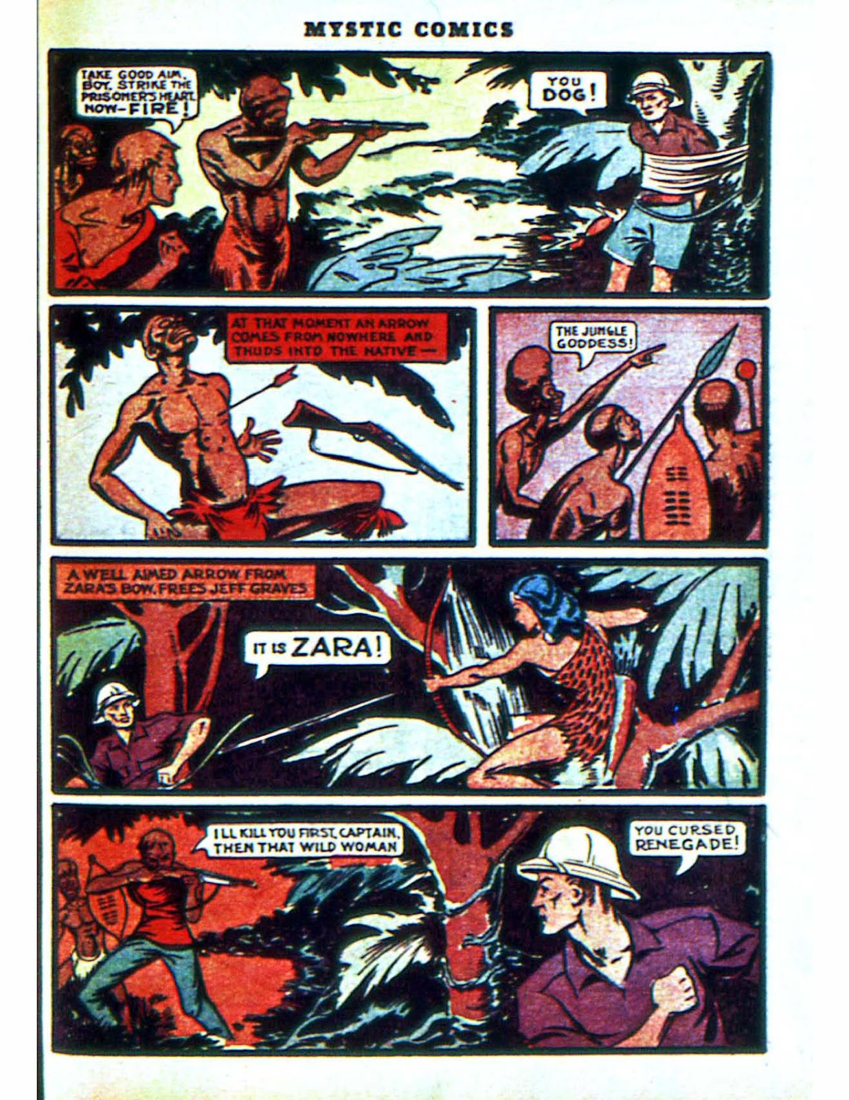Mystic Comics (1940) issue 2 - Page 57
