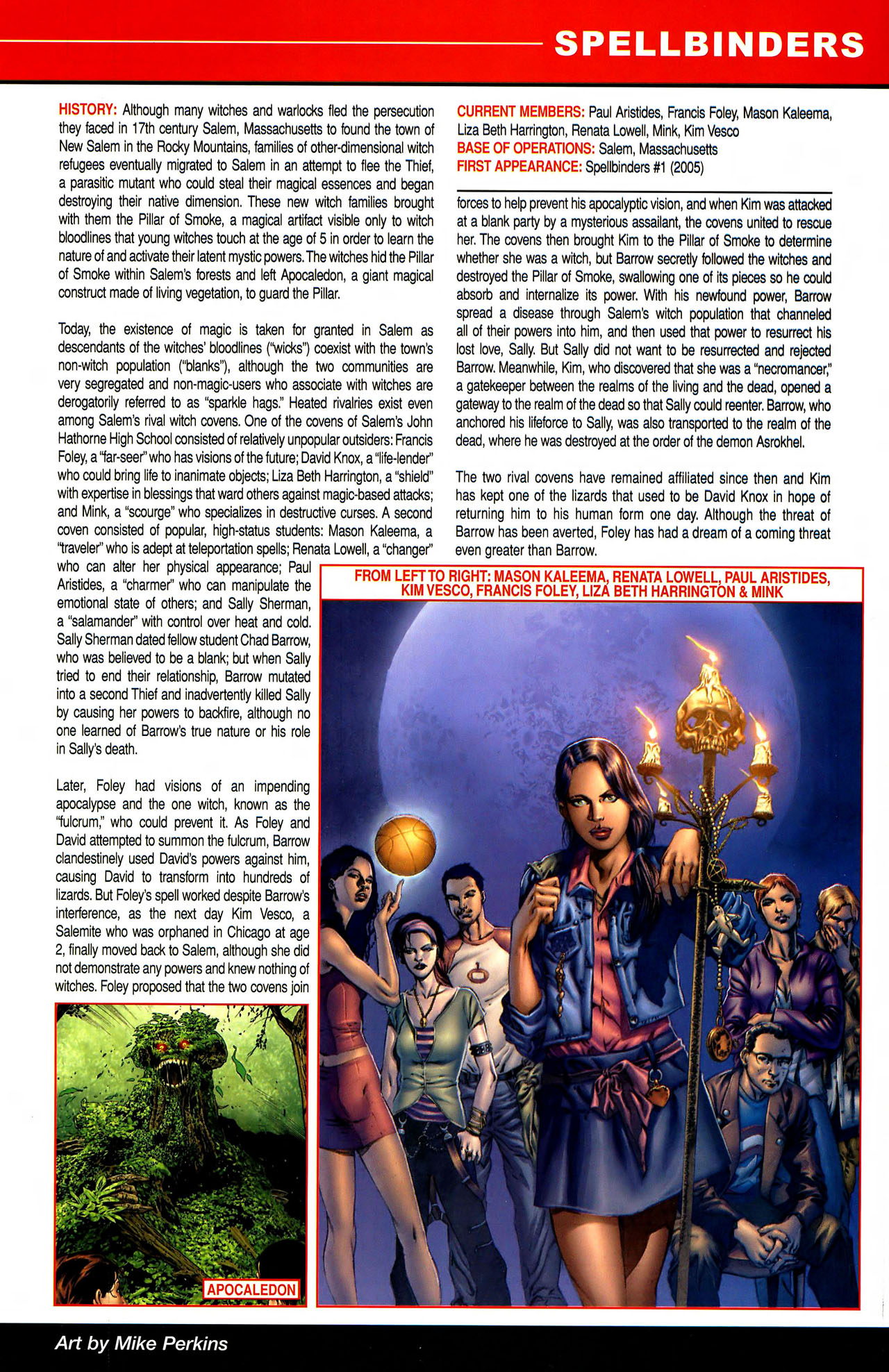 Read online All-New Official Handbook of the Marvel Universe A to Z comic -  Issue #10 - 37
