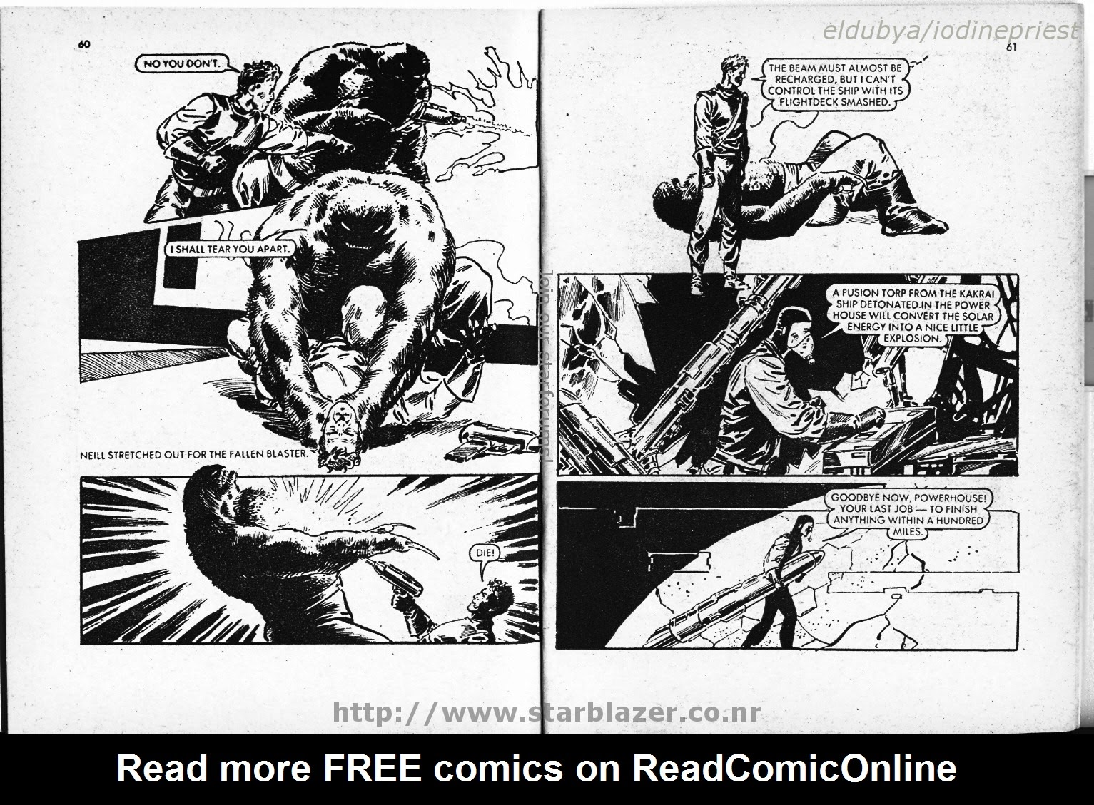 Starblazer issue 59 - Page 32