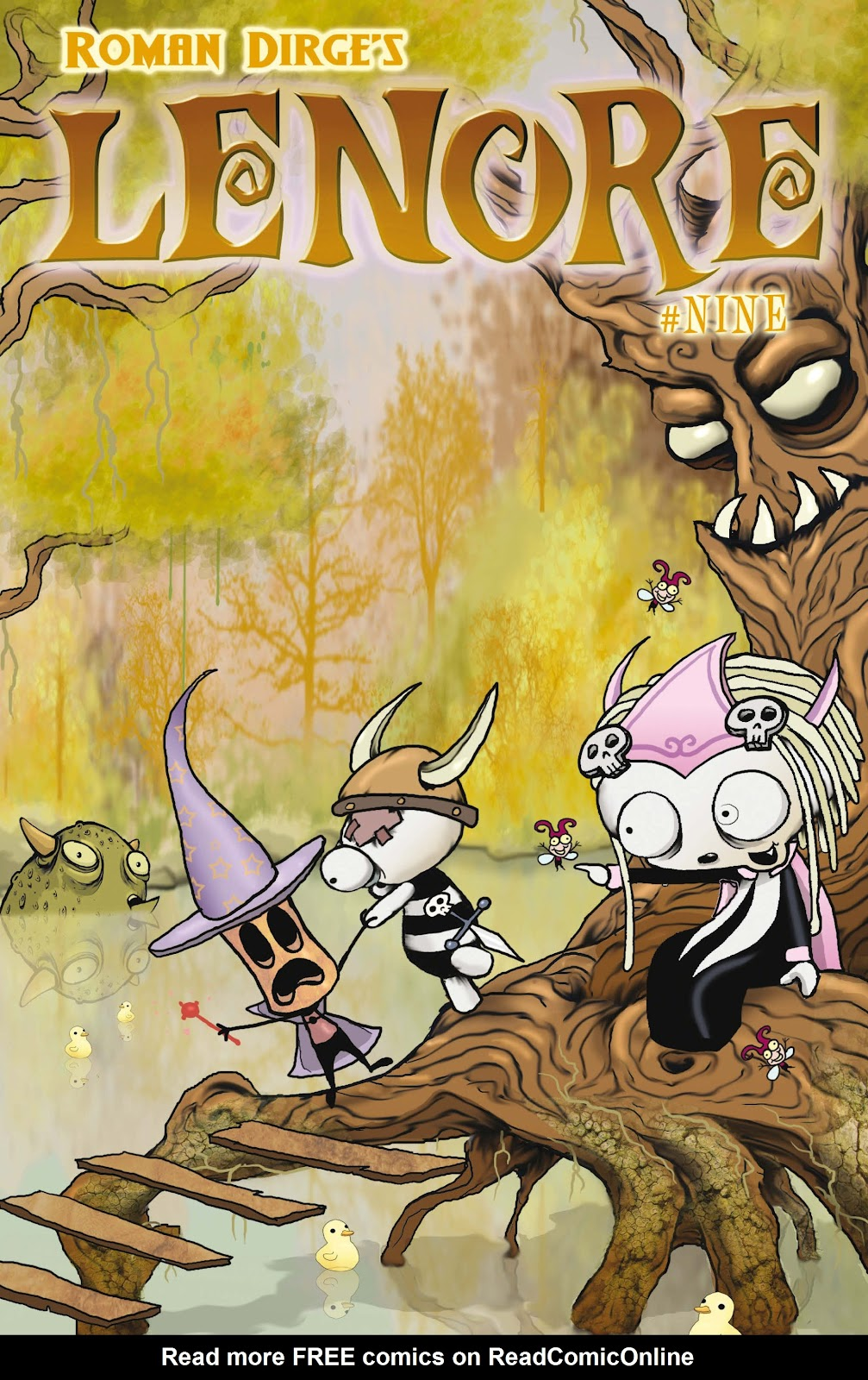 Lenore (2009) issue 9 - Page 1