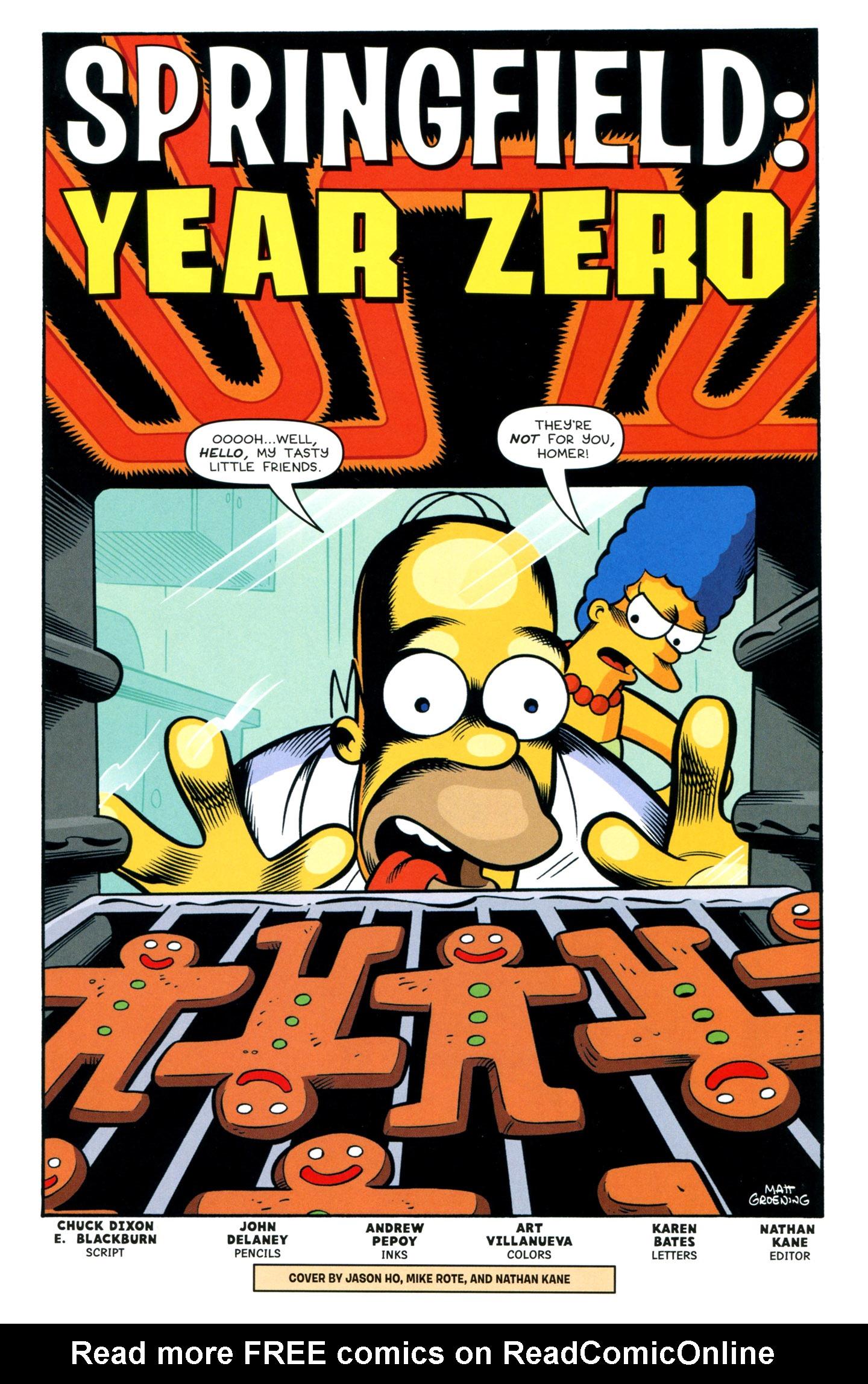 Read online Simpsons Comics comic -  Issue #195 - 3