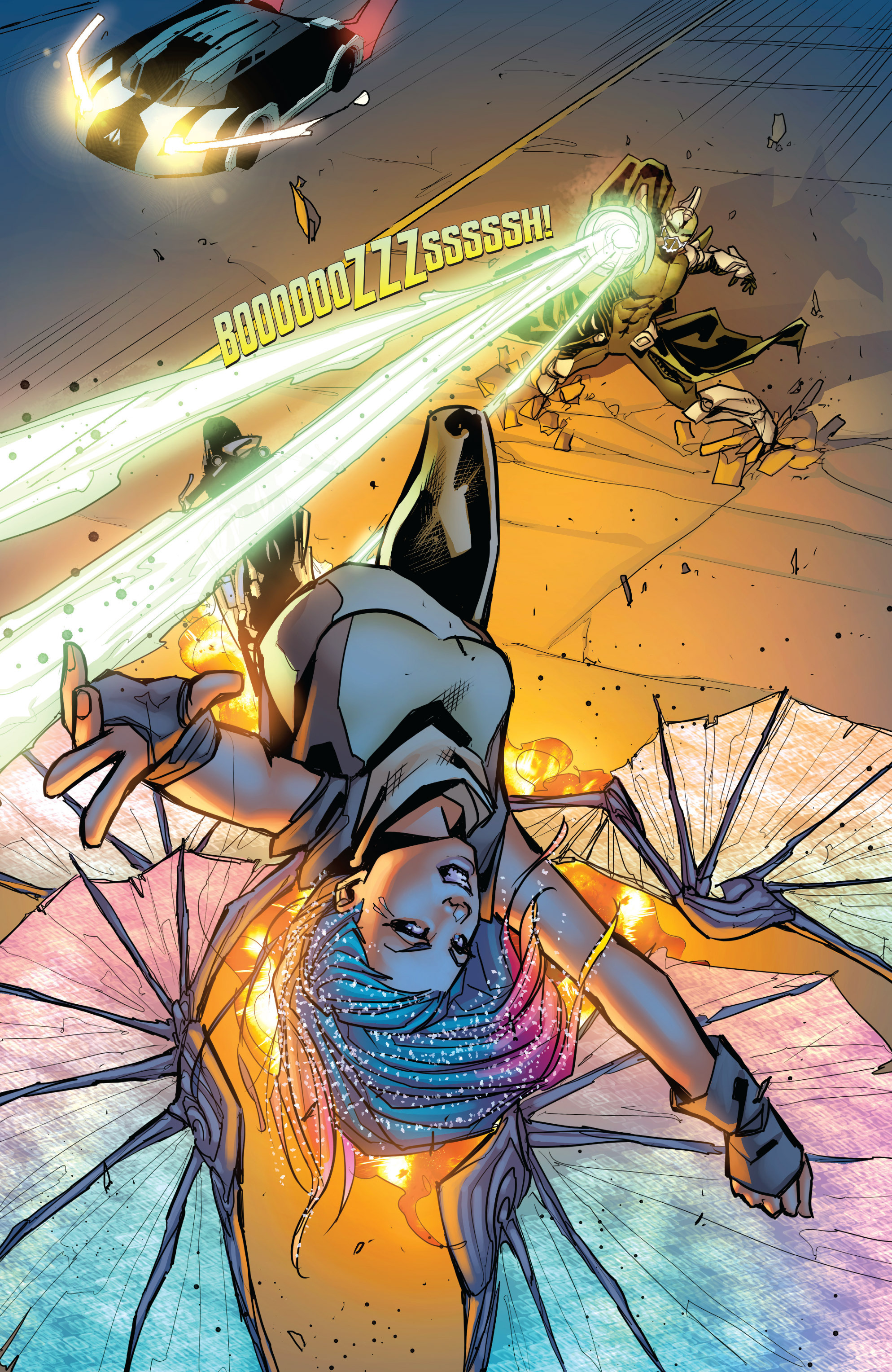Read online All-New Soulfire Vol. 6 comic -  Issue #3 - 11