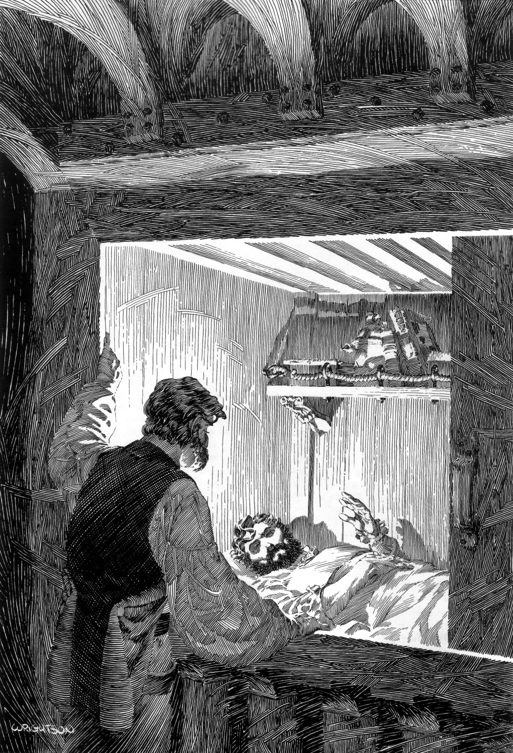 Read online Bernie Wrightson's Frankenstein comic -  Issue # Full - 43