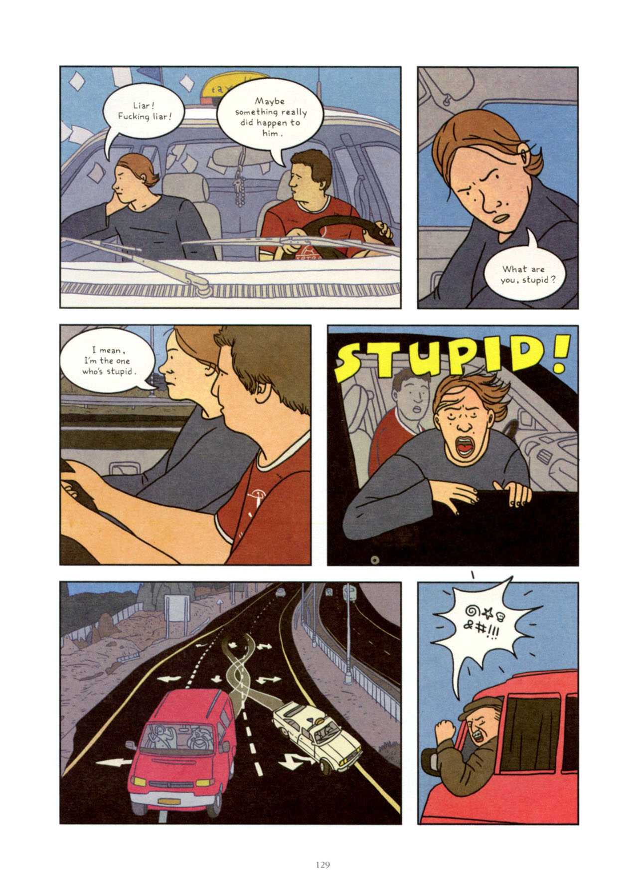 Read online Exit Wounds comic -  Issue # TPB - 129