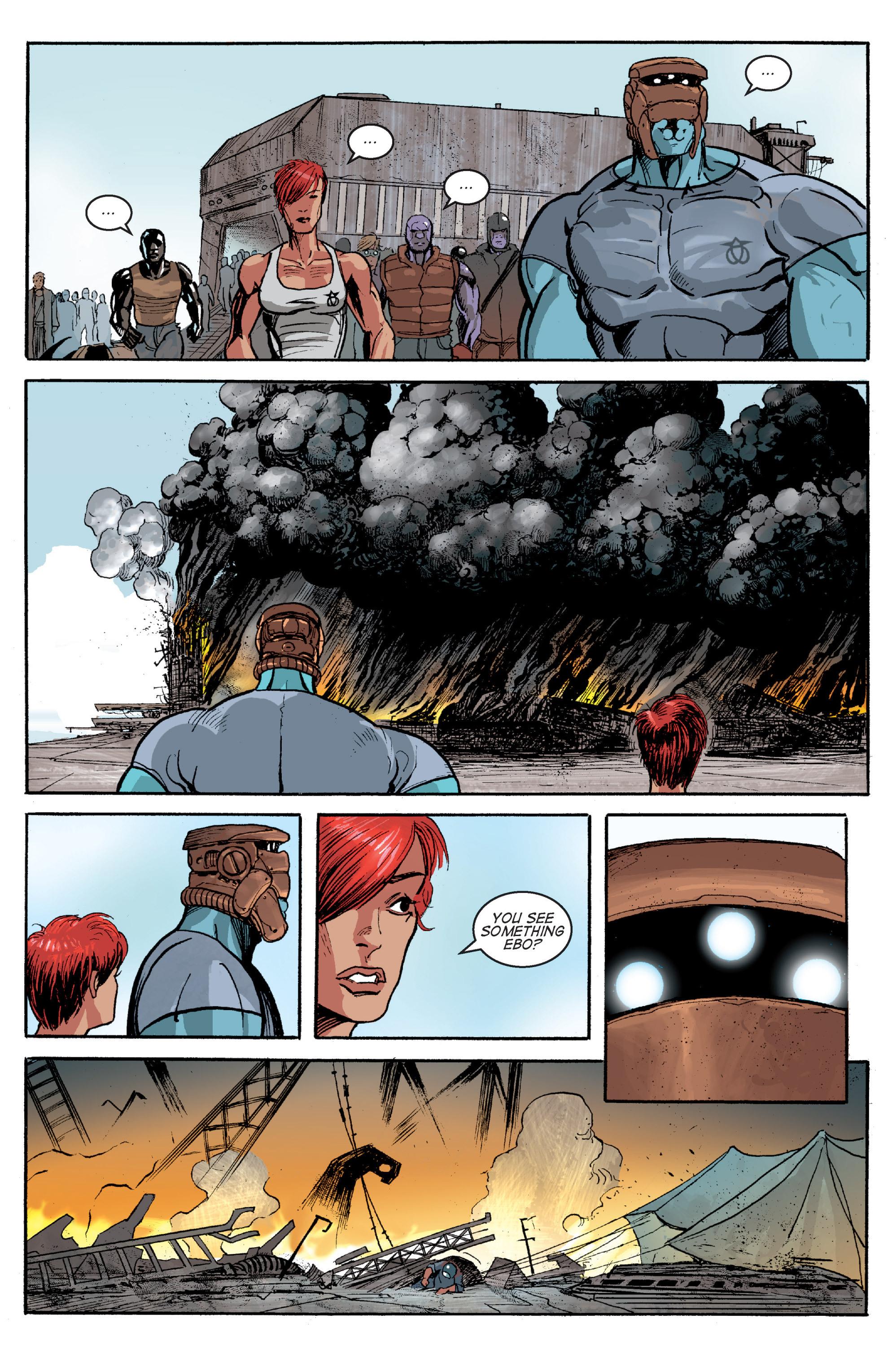 Read online Planetoid comic -  Issue # TPB - 161